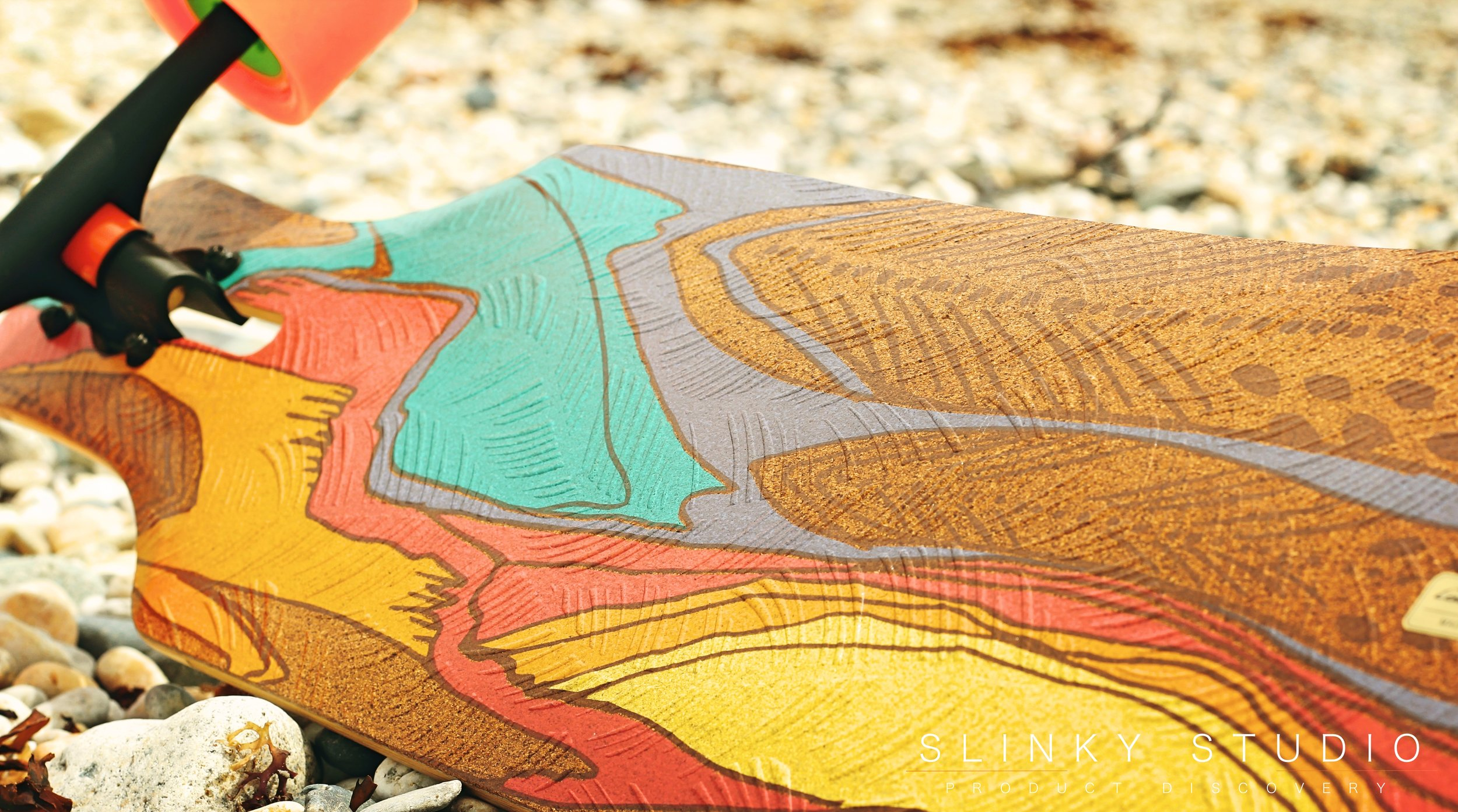 Loaded Icarus Longboard Graphic Close Up.jpg