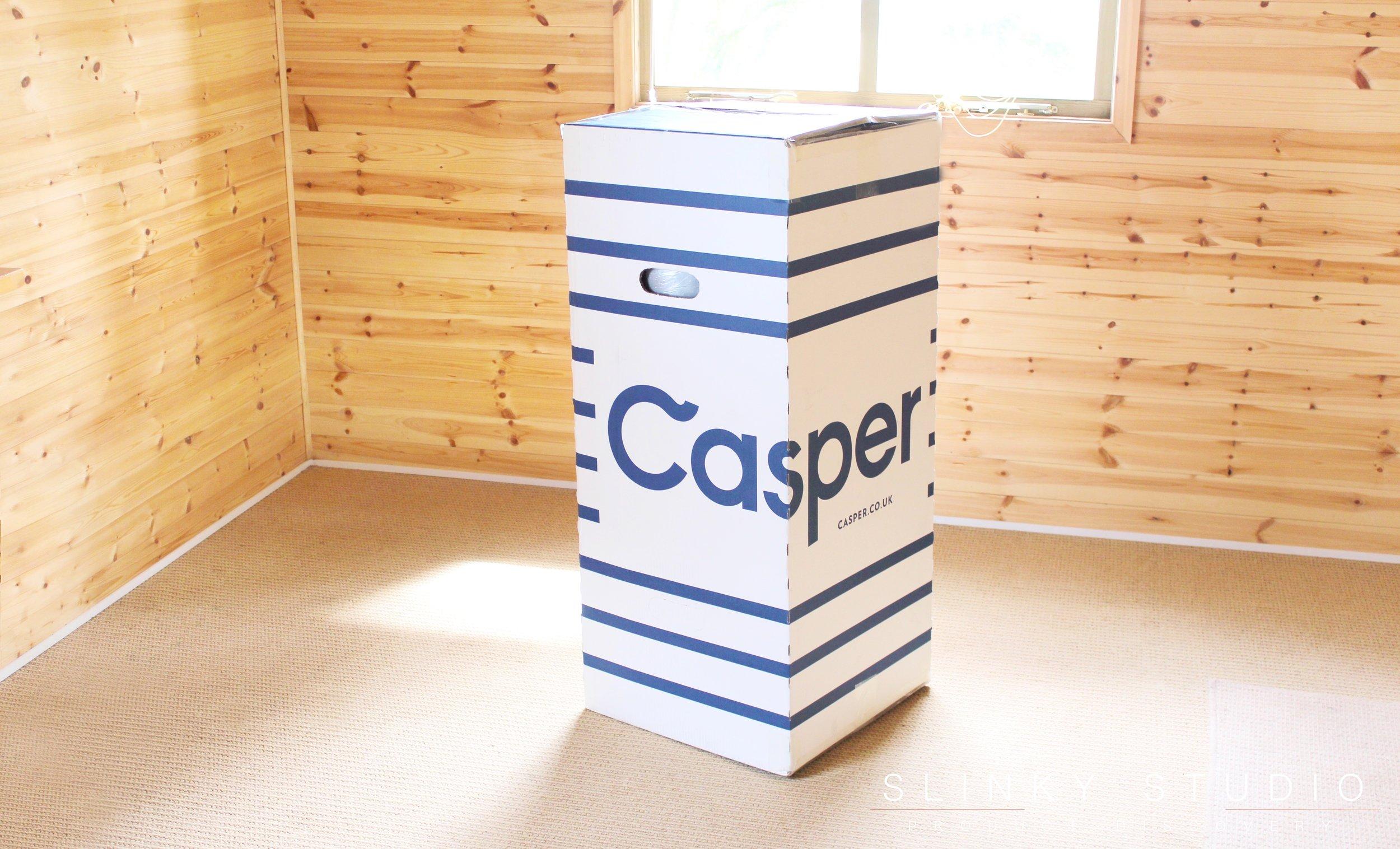 Casper Mattress Box
