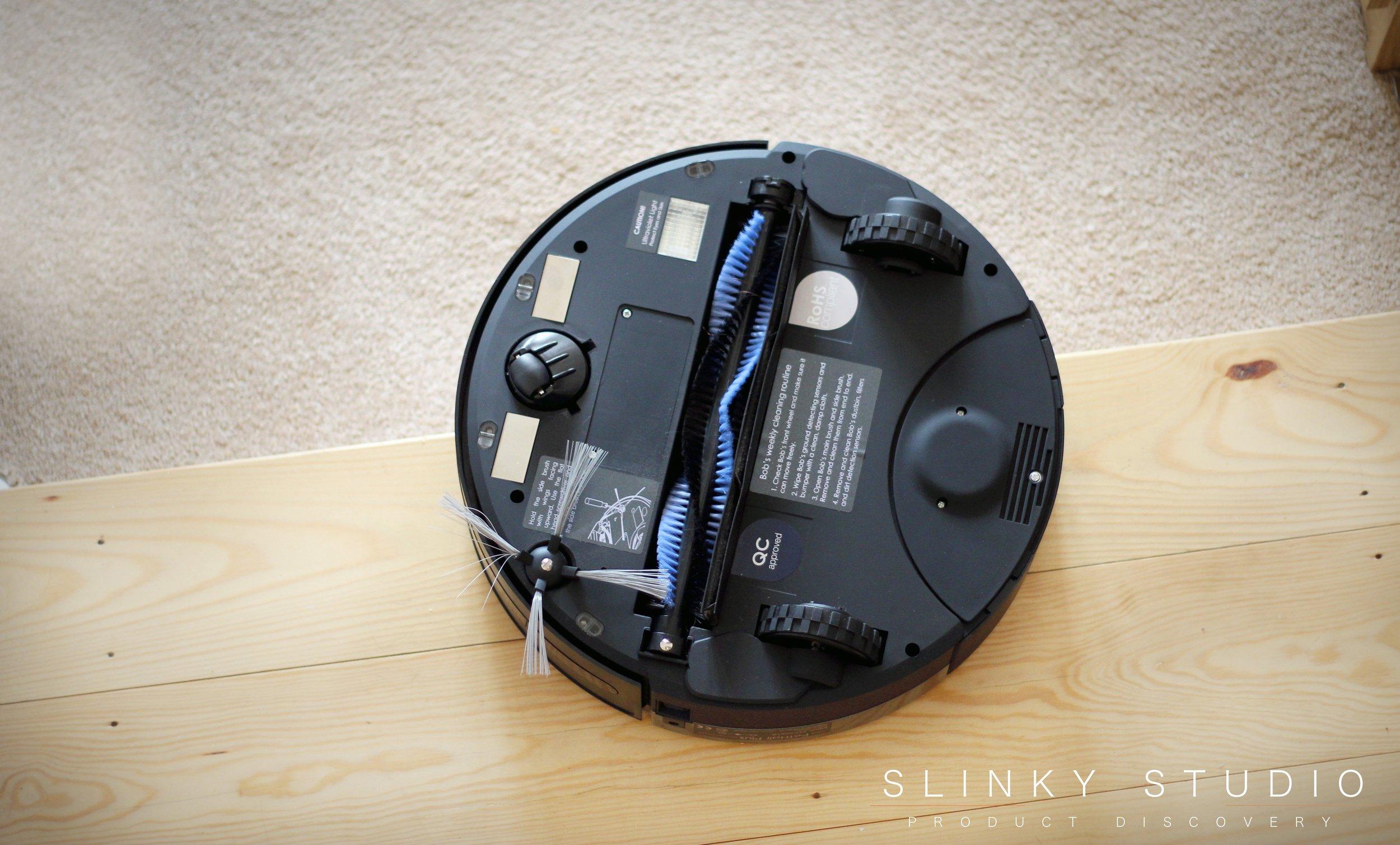 bObsweep PetHair Plus Robot Vacuum Cleaner Brush Bar Underneath.jpg