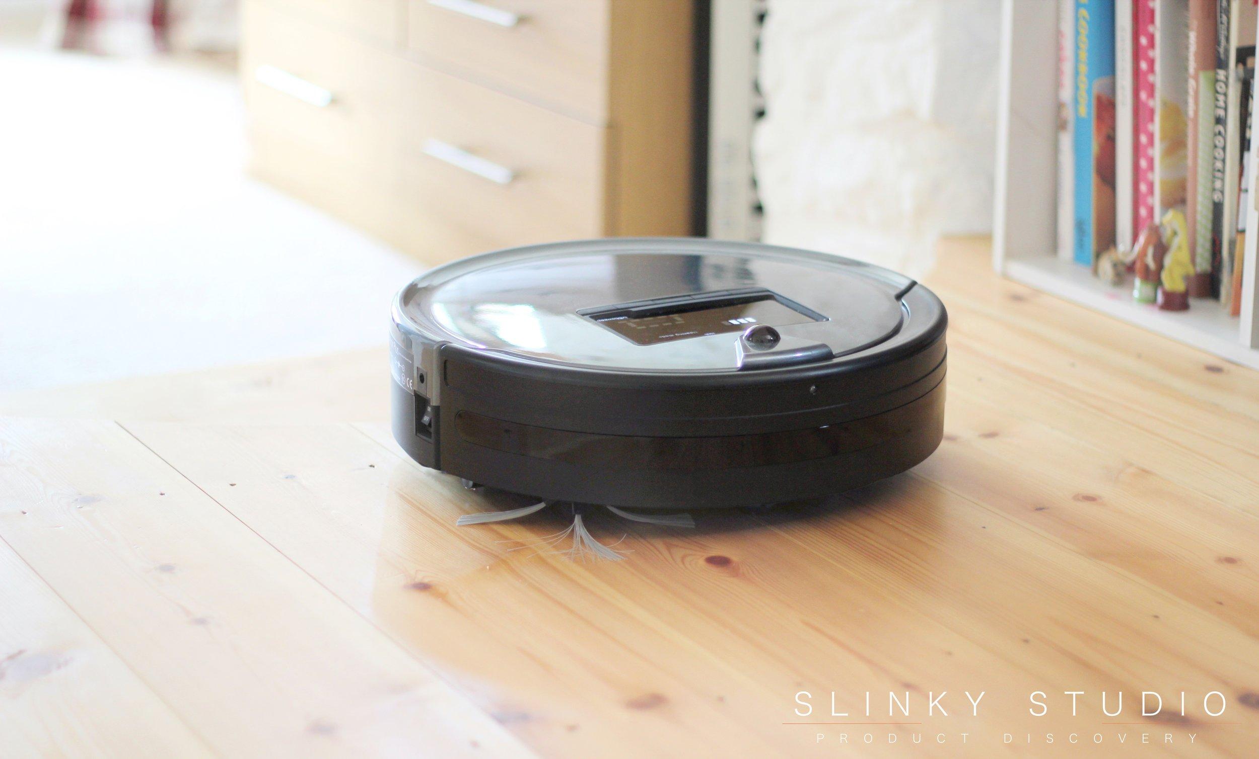 bObsweep PetHair Plus Robot Vacuum Cleaner Wooden Flooring.jpg
