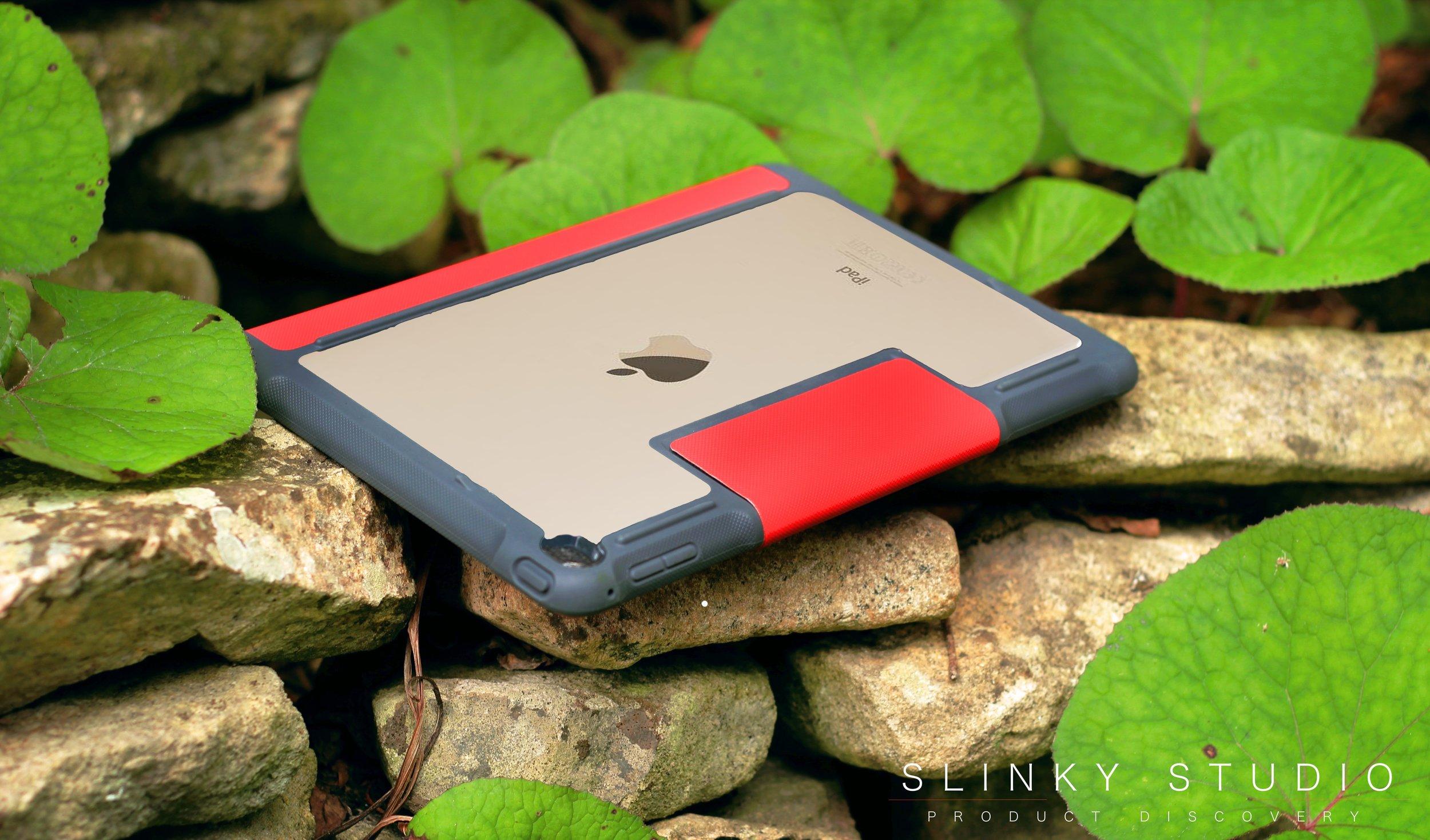 STM Dux iPad Air 2 Case Rear View Red.jpg