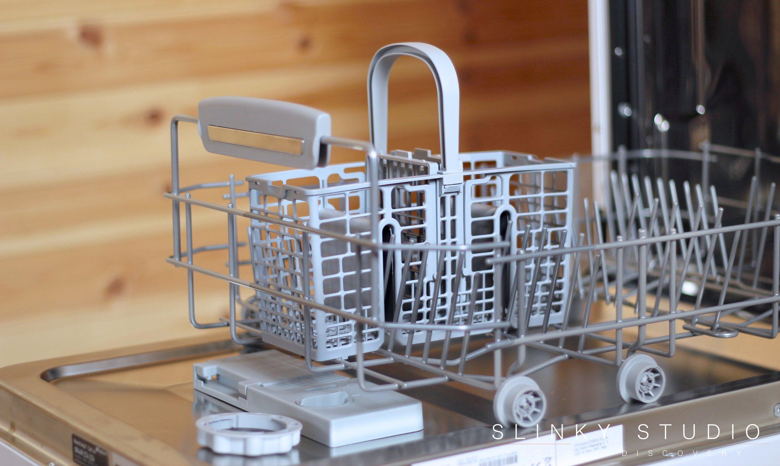 Hotpoint Ultima Slimline Dishwasher Bottom Basket rack Drawer Cutlery.jpg