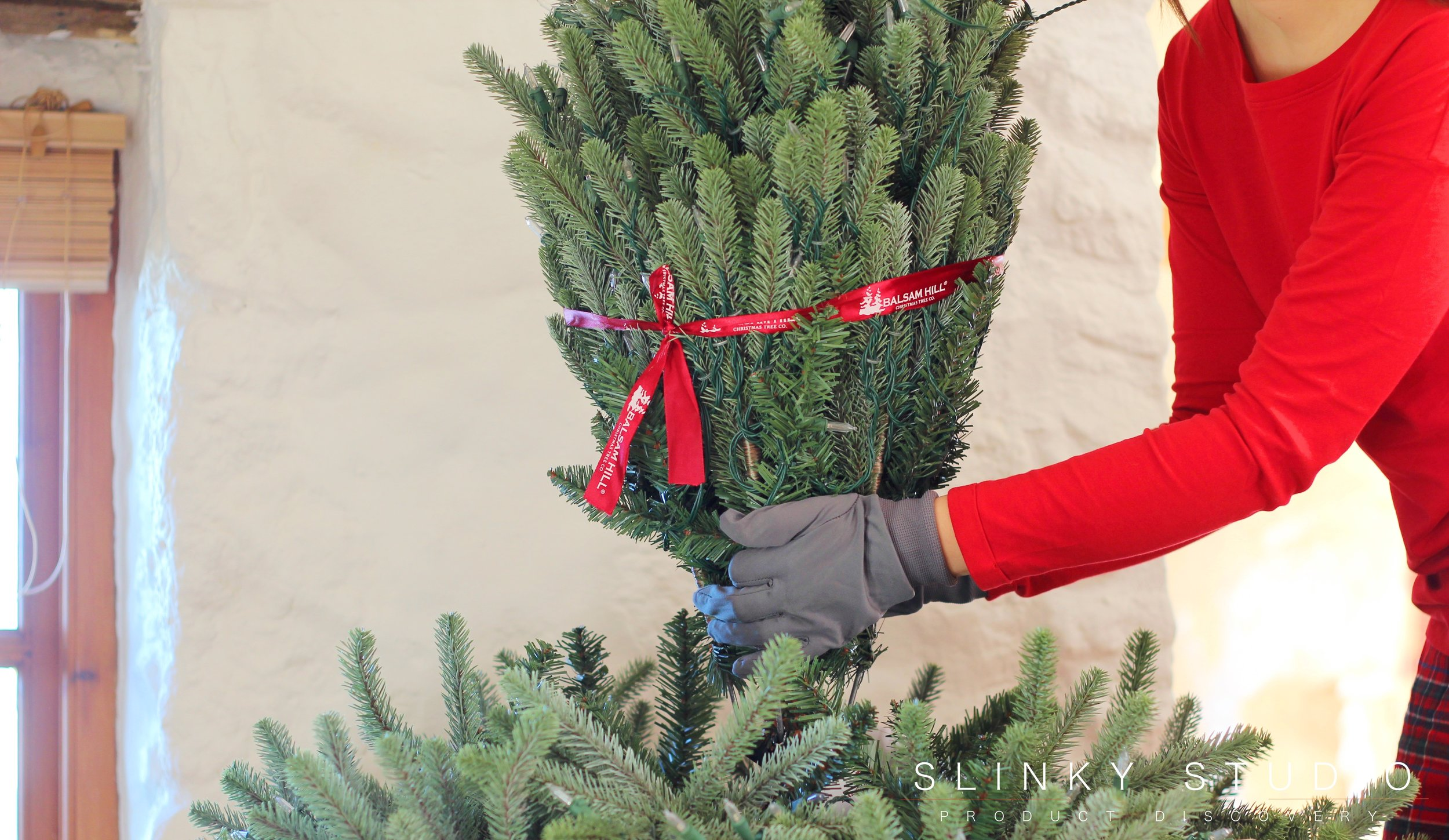 Balsam Hill Royal Blue Spruce Christmas Tree Second Section.jpg
