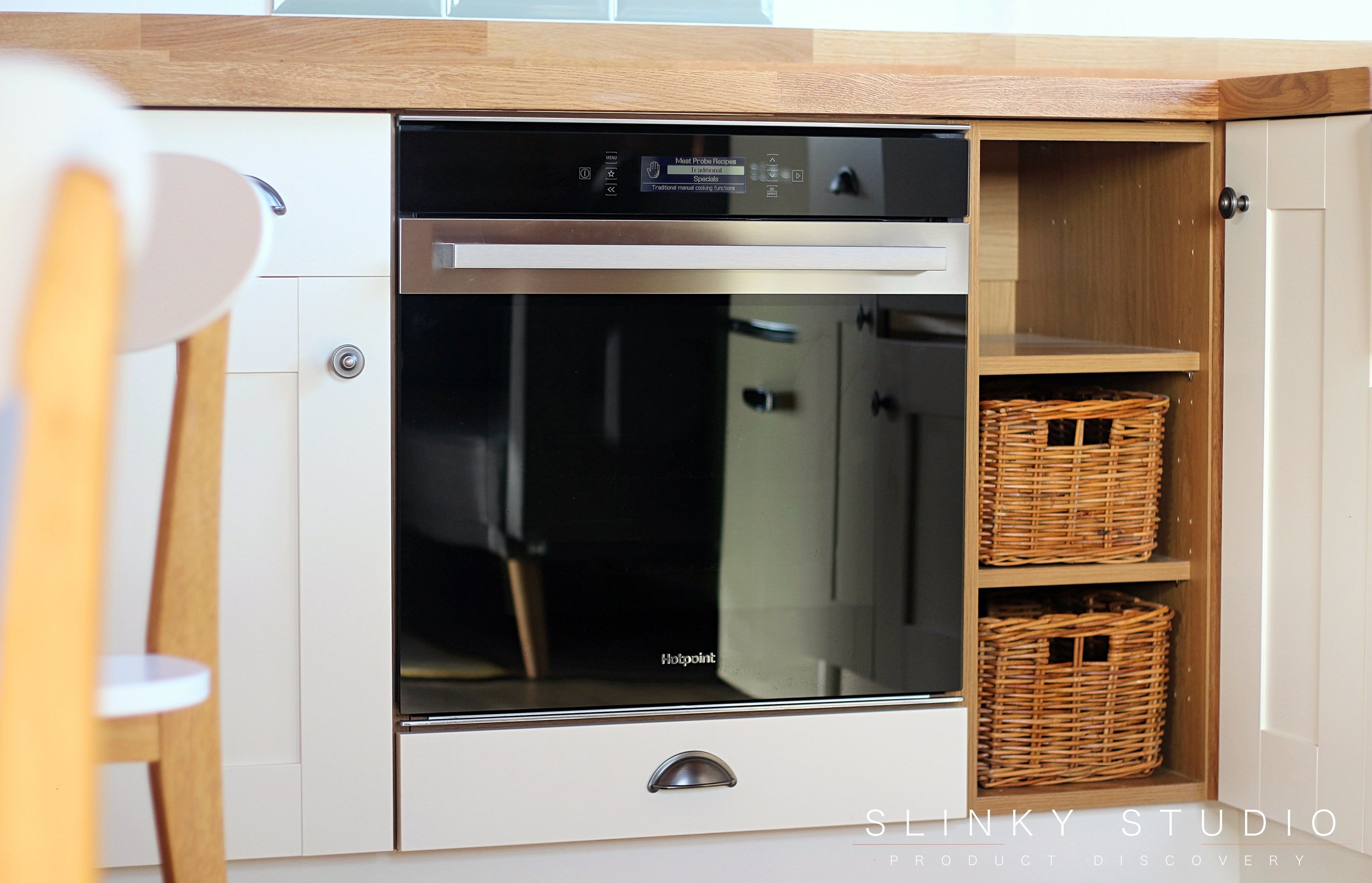 Hotpoint Class 9 SI9 891 SP IX Oven