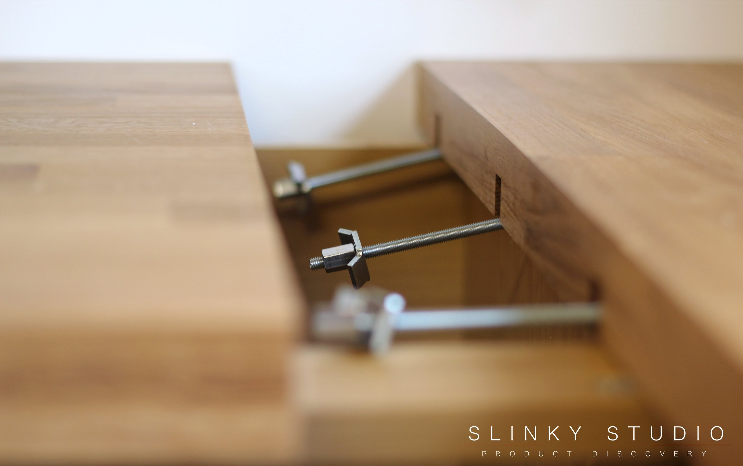 Worktop Express Prime Oak Worktop Connecting Together.jpg