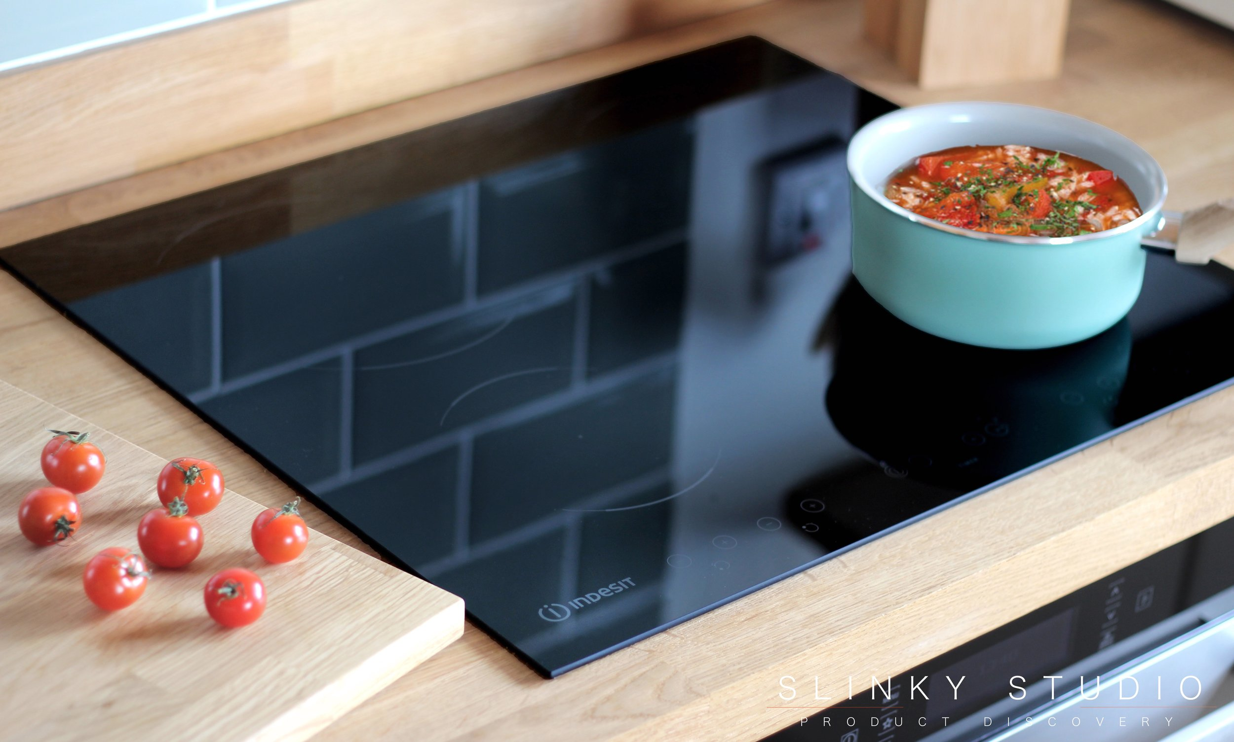 Indesit Aria VID 641 B C Induction Hob