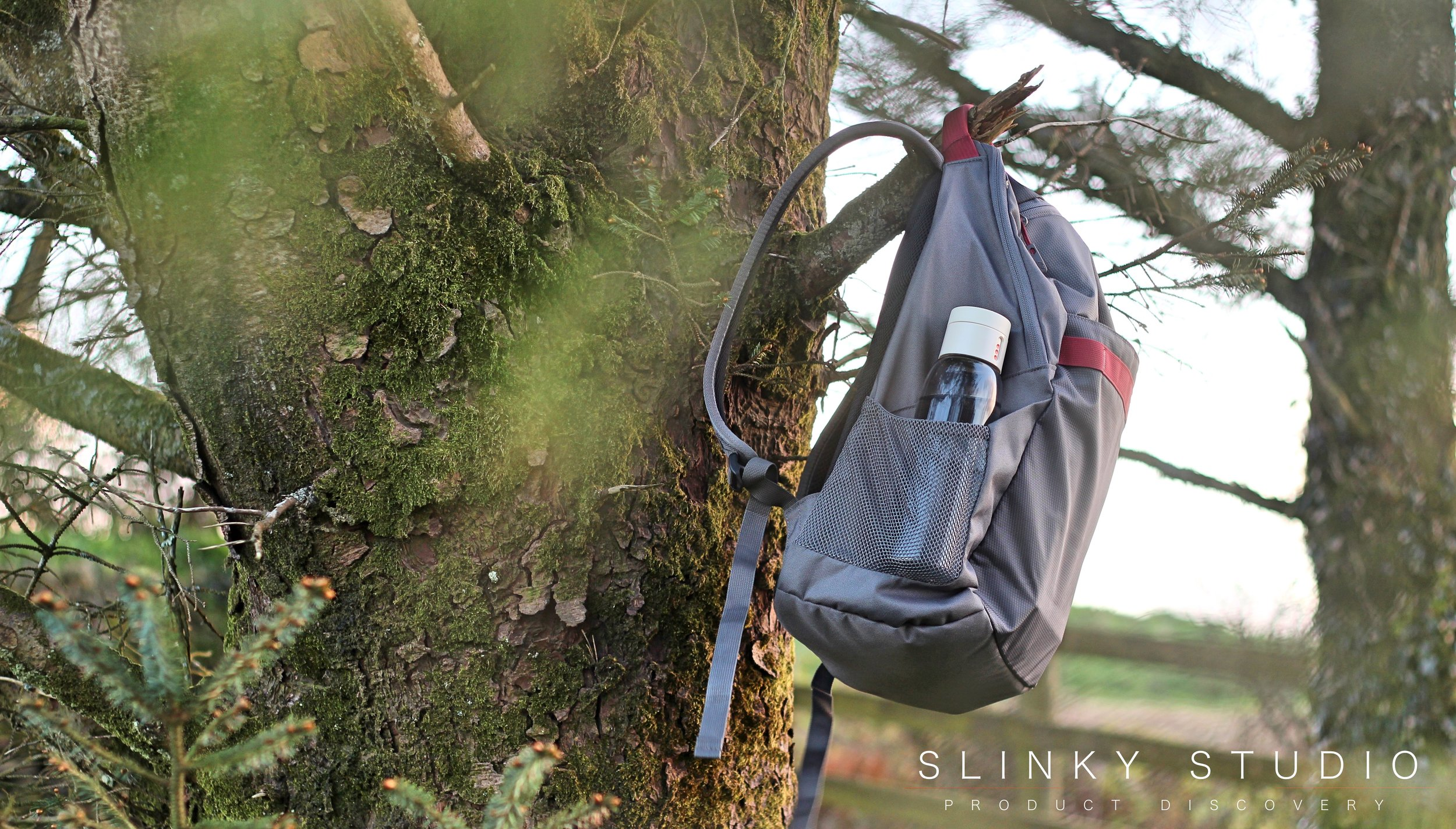 STM Saga Backpack Side View Hanging From tree Branch.jpg
