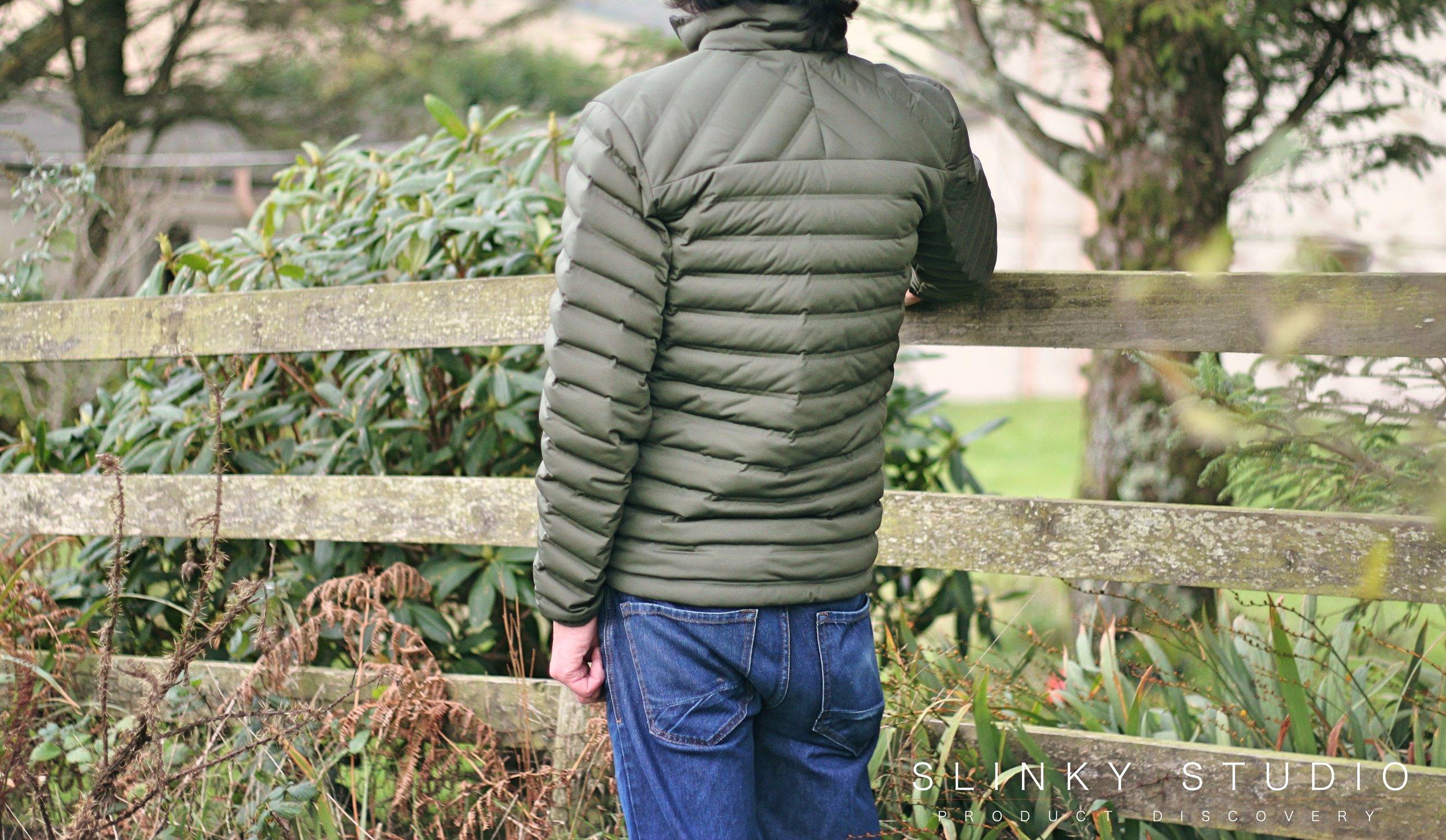 Mountain Hardwear StretchDown Jacket Back Ribbed View.jpg