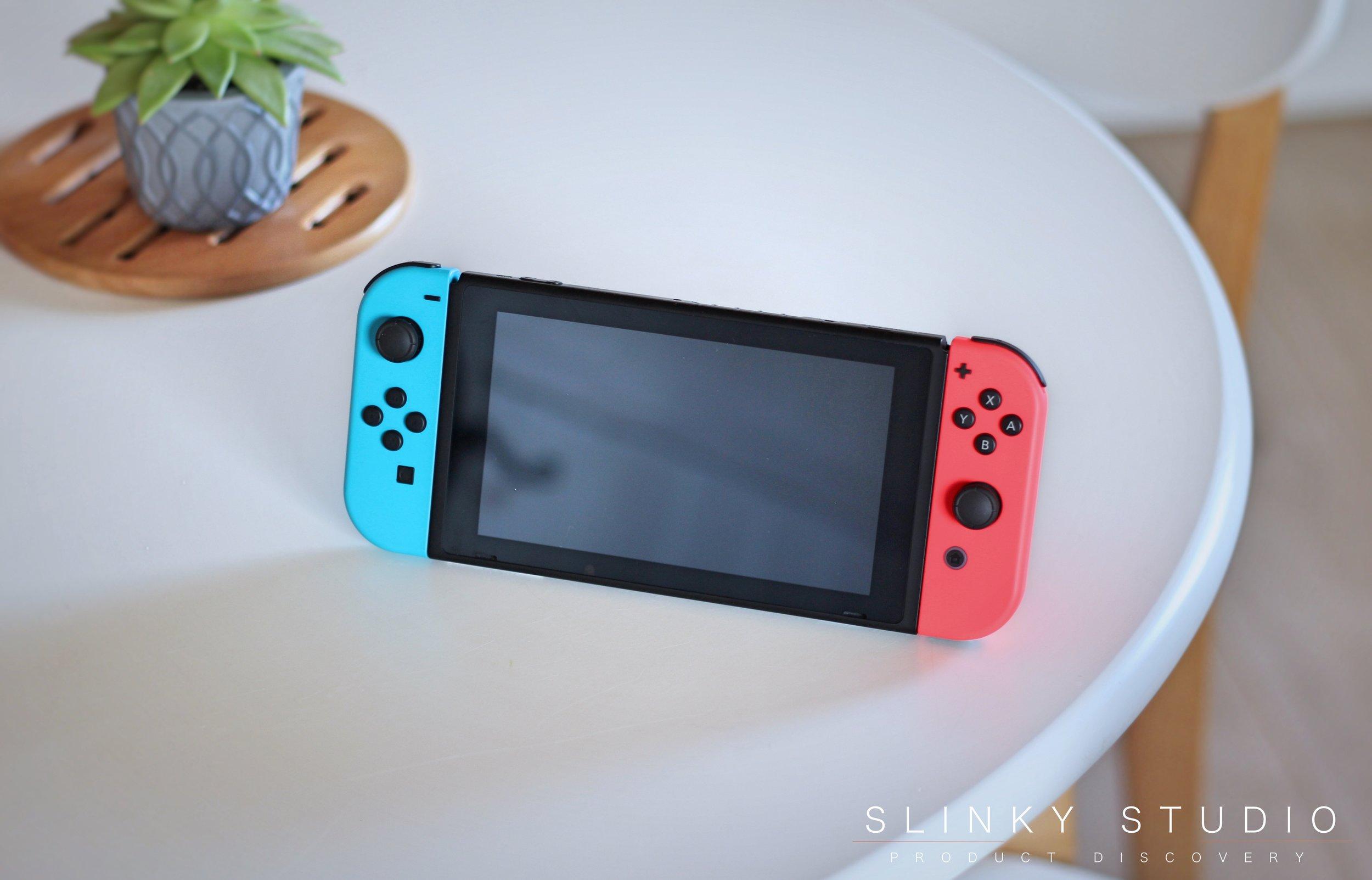 Nintendo Switch Photoshoot Photography White Table Background Room Setting.jpg
