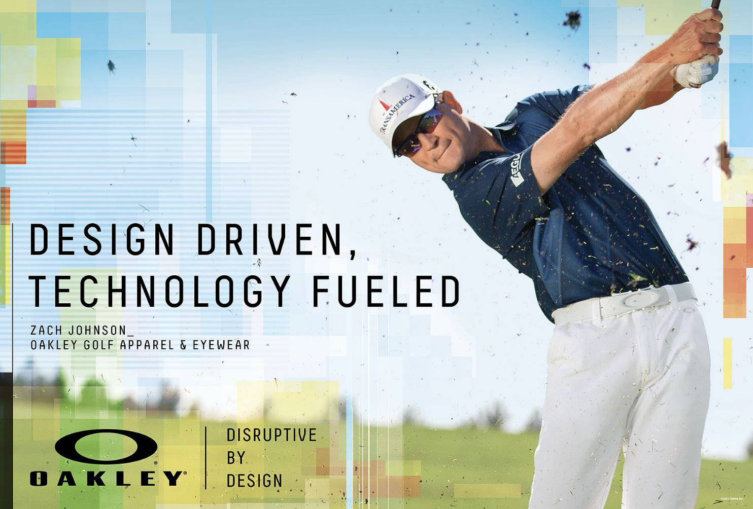 OAKLEY GOLF // ZACH JOHNSON  LOCATION: LAS VEGAS, NEVADA