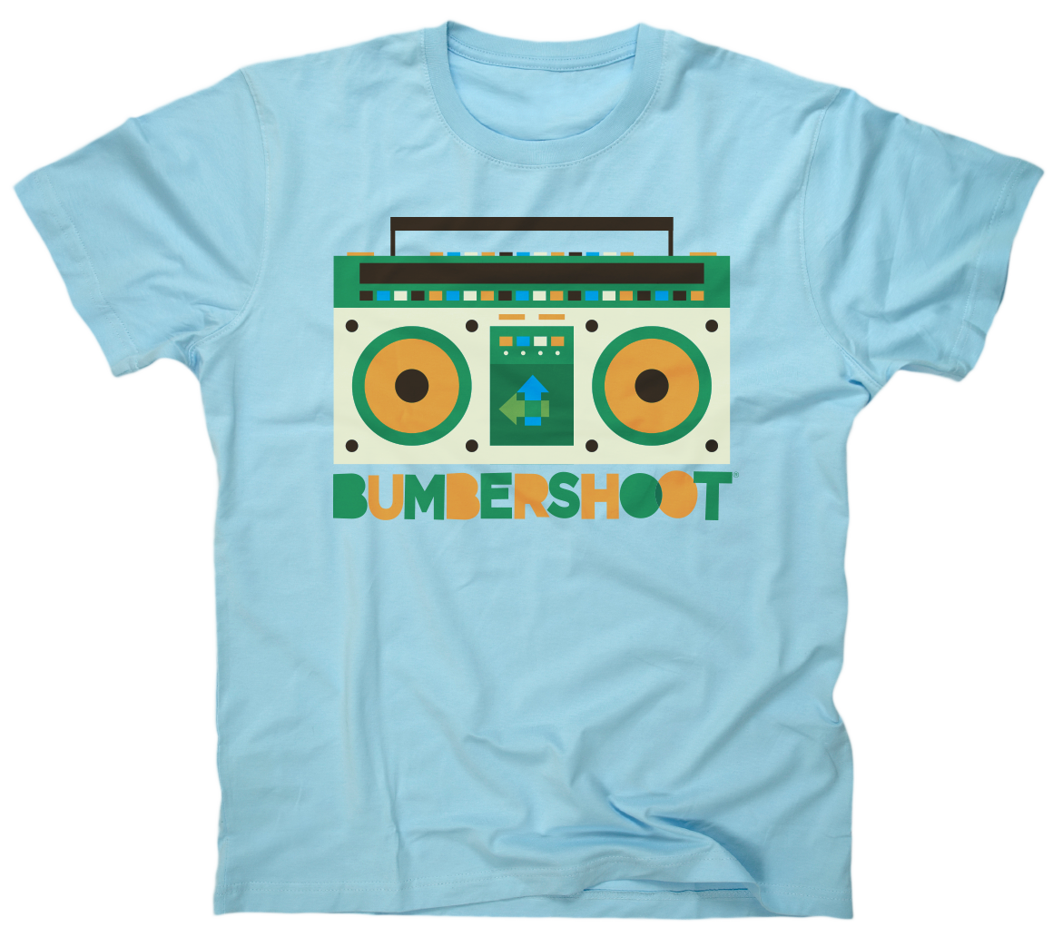 Bumbershoot Shirt by DKNG