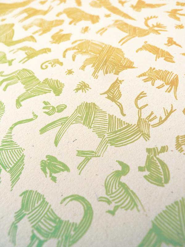 Kingdom Art Print by DKNG