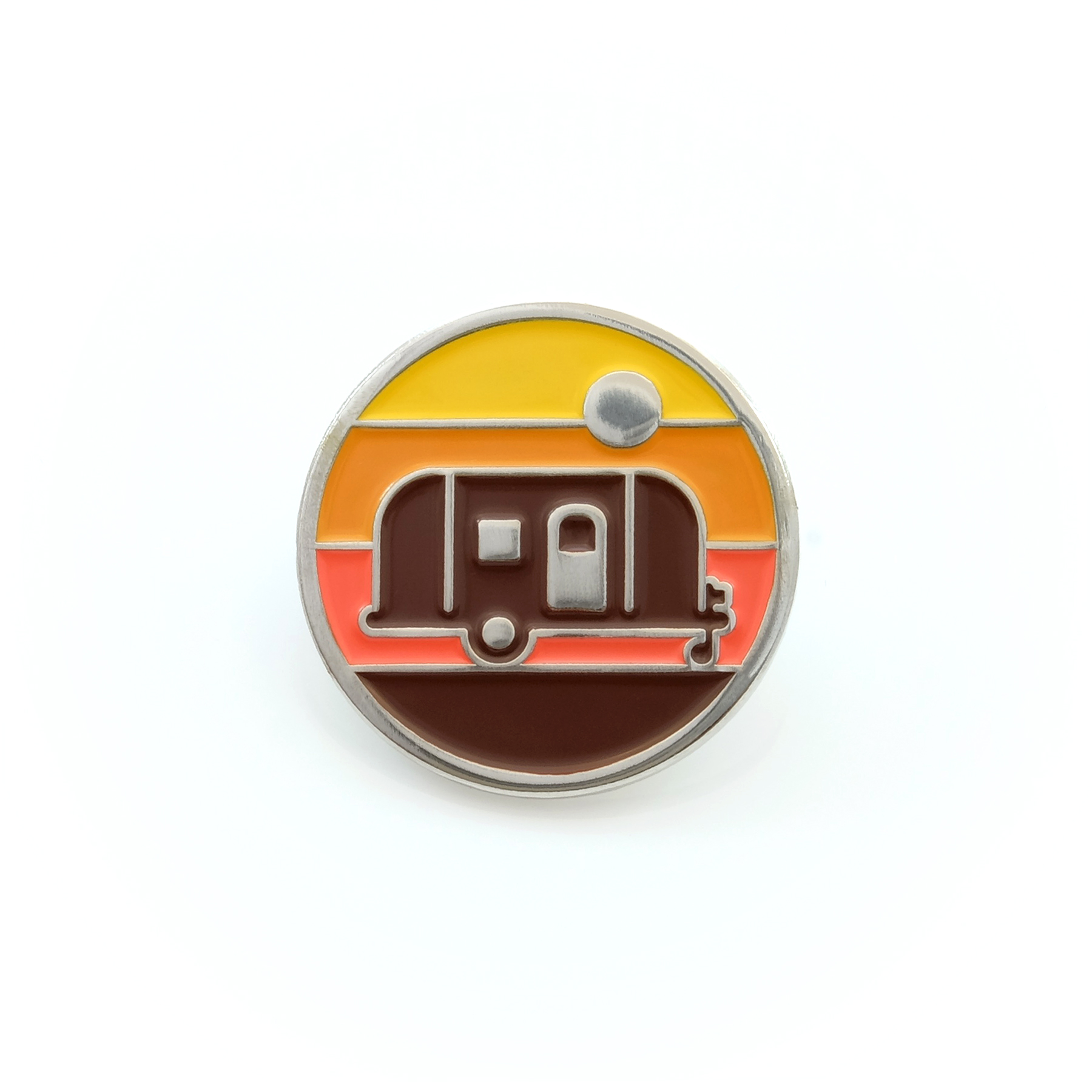 Explorers Club Enamel Pins by DKNG