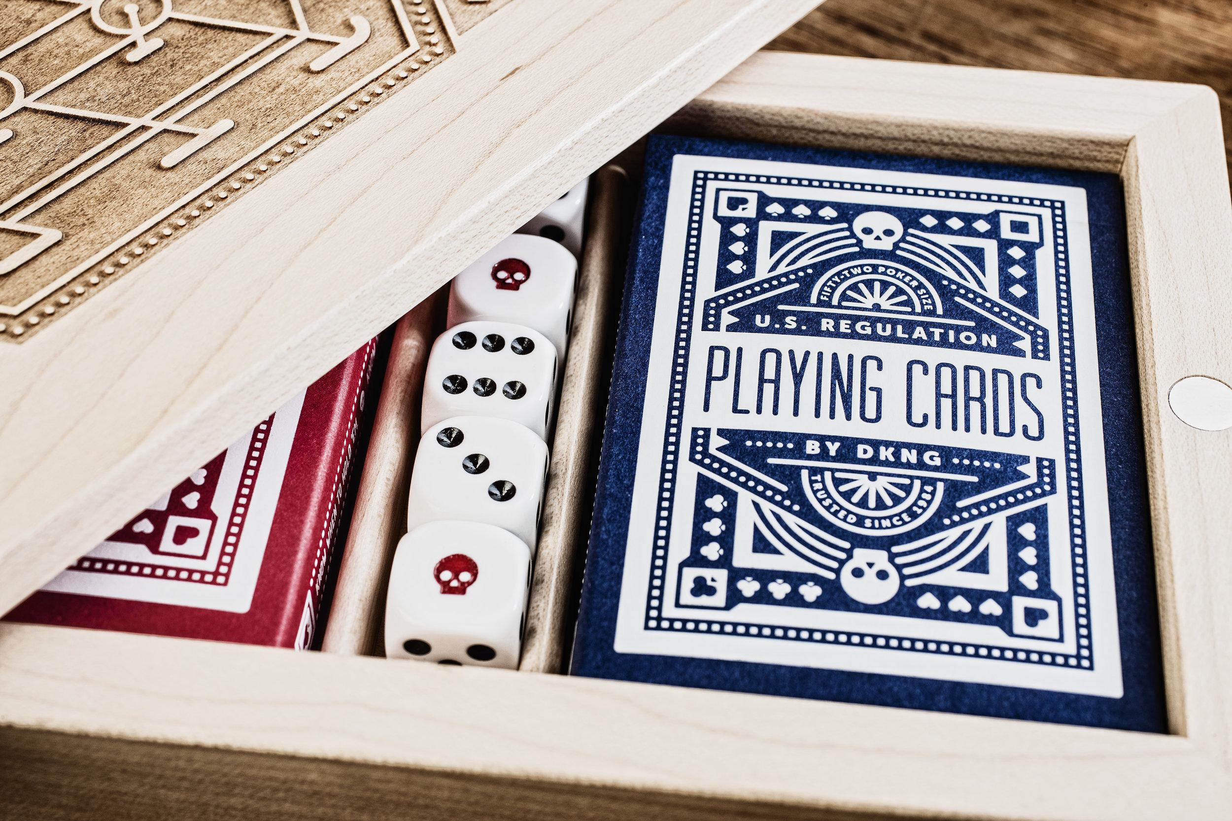 DKNG Tandem Gaming Set
