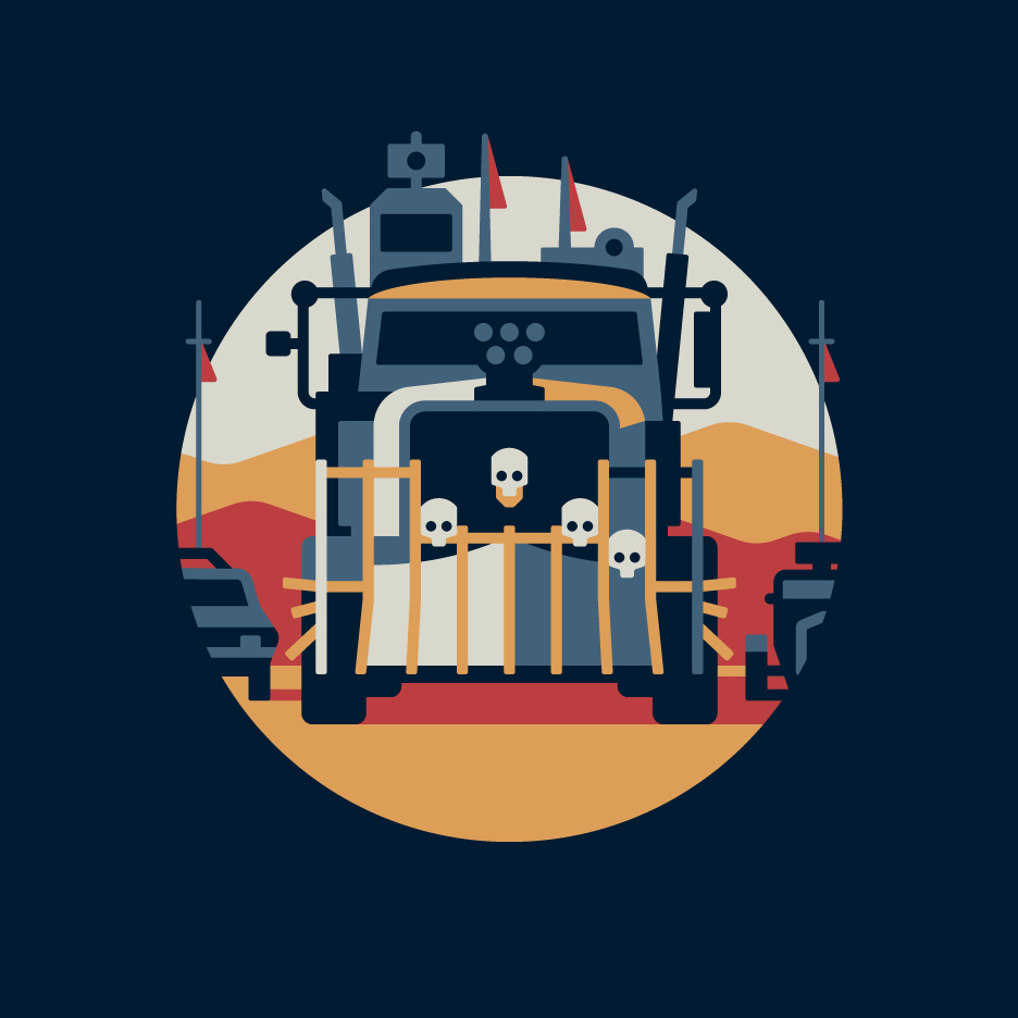 Mad Max by DKNG