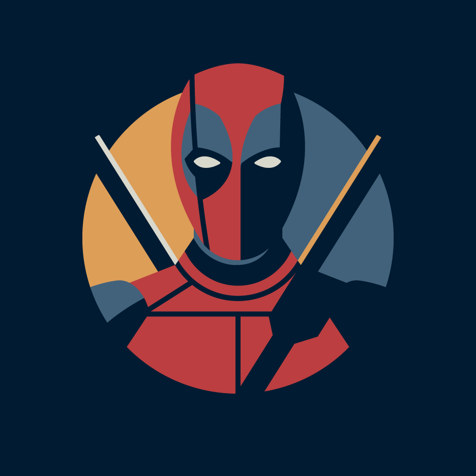 Deadpool by DKNG