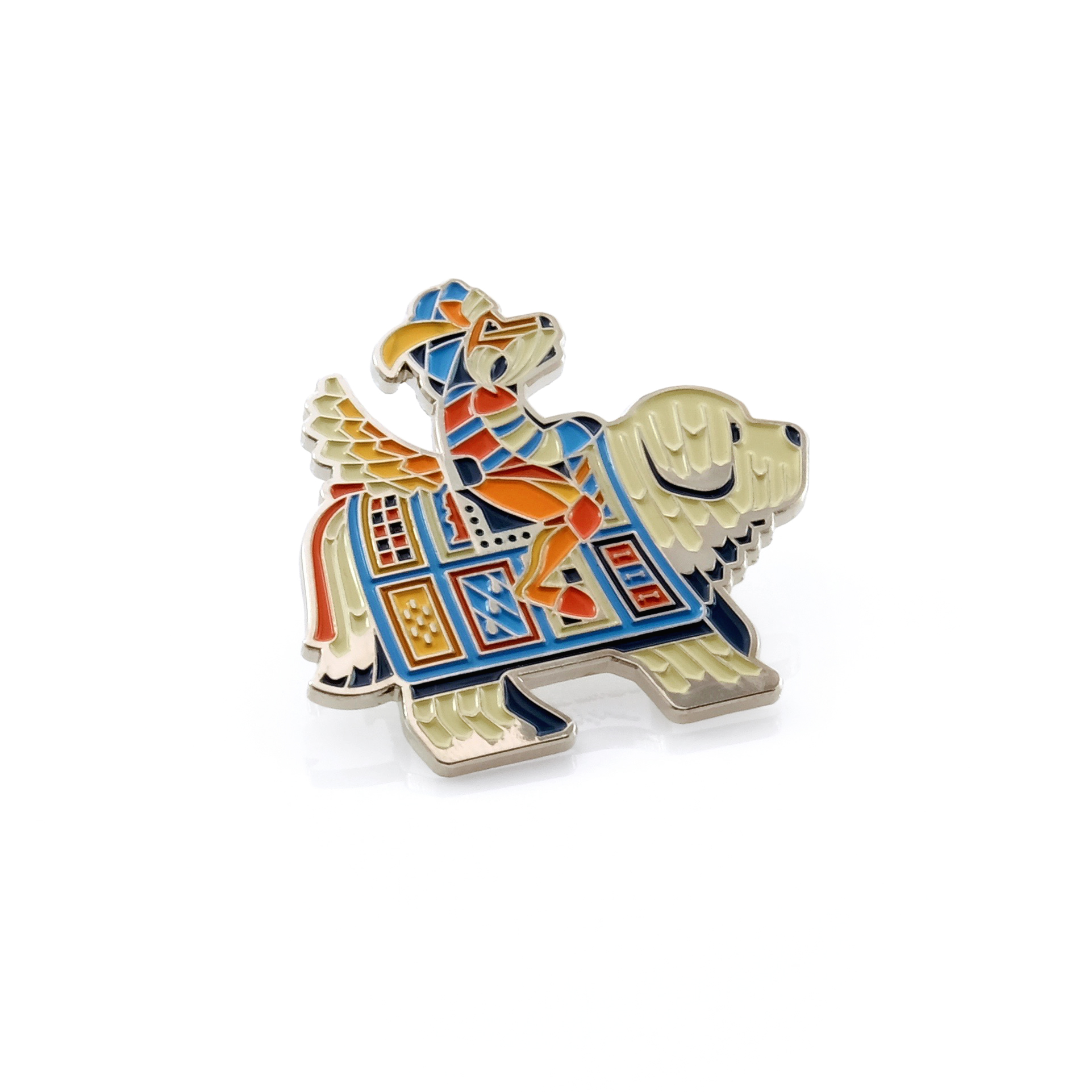 Labyrinth 30th Anniversary Enamel Pins by DKNG