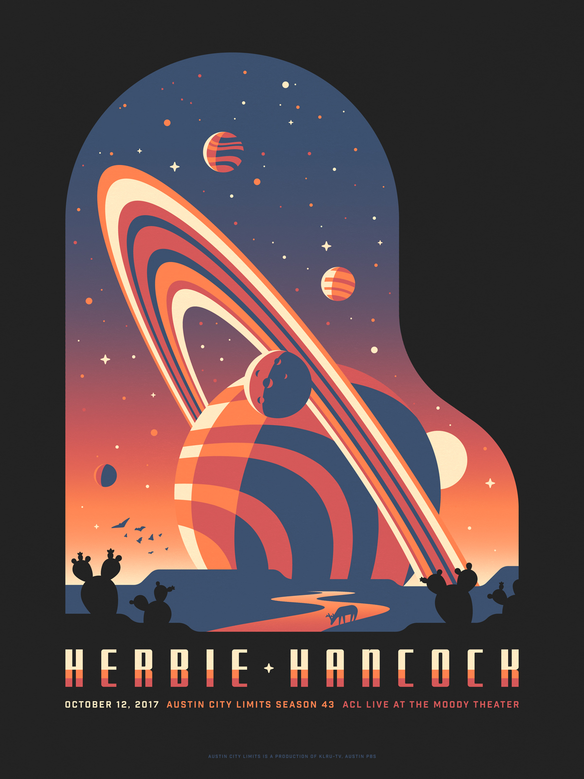 Herbie Hancock poster by DKNG