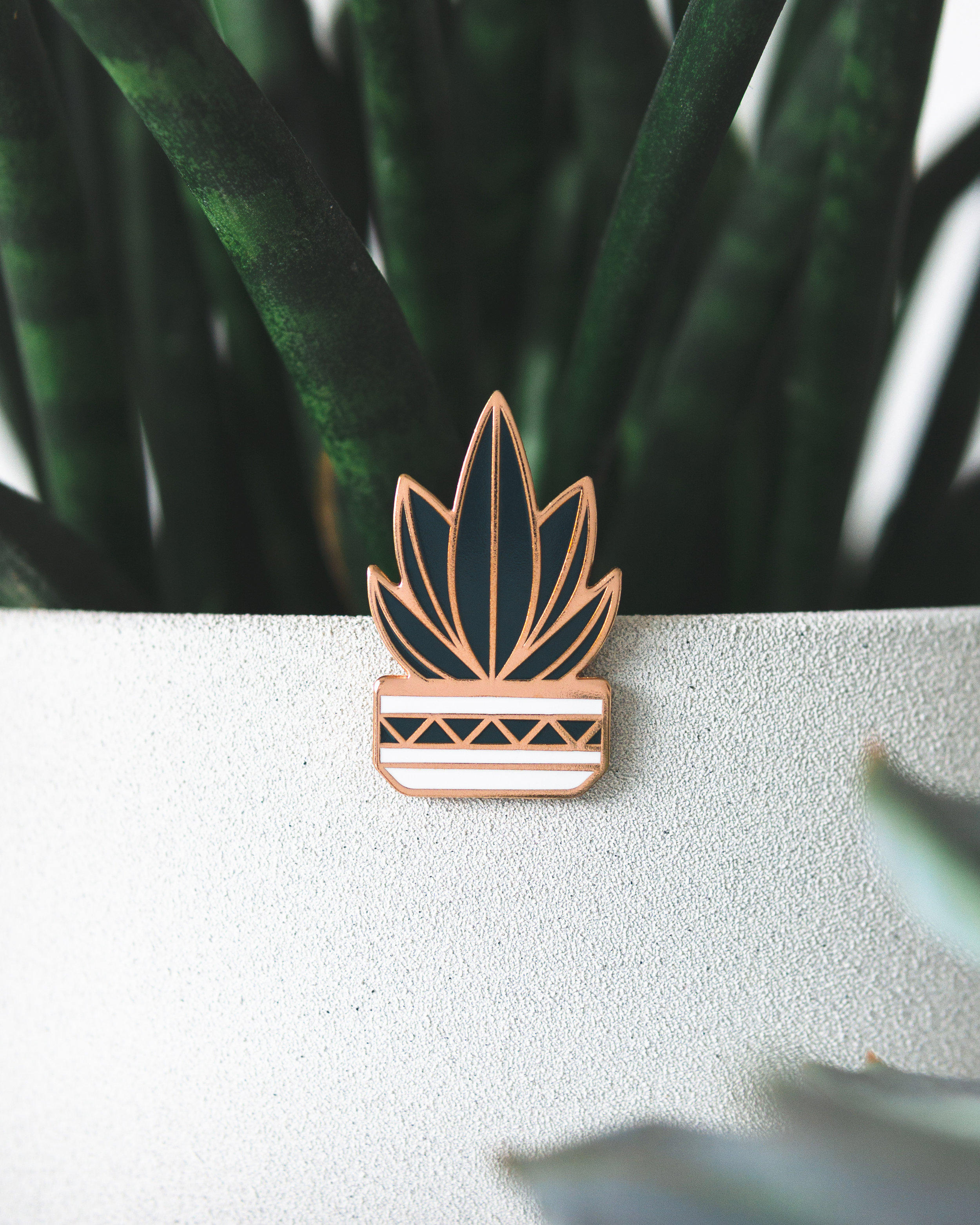 Agave Pin by DKNG