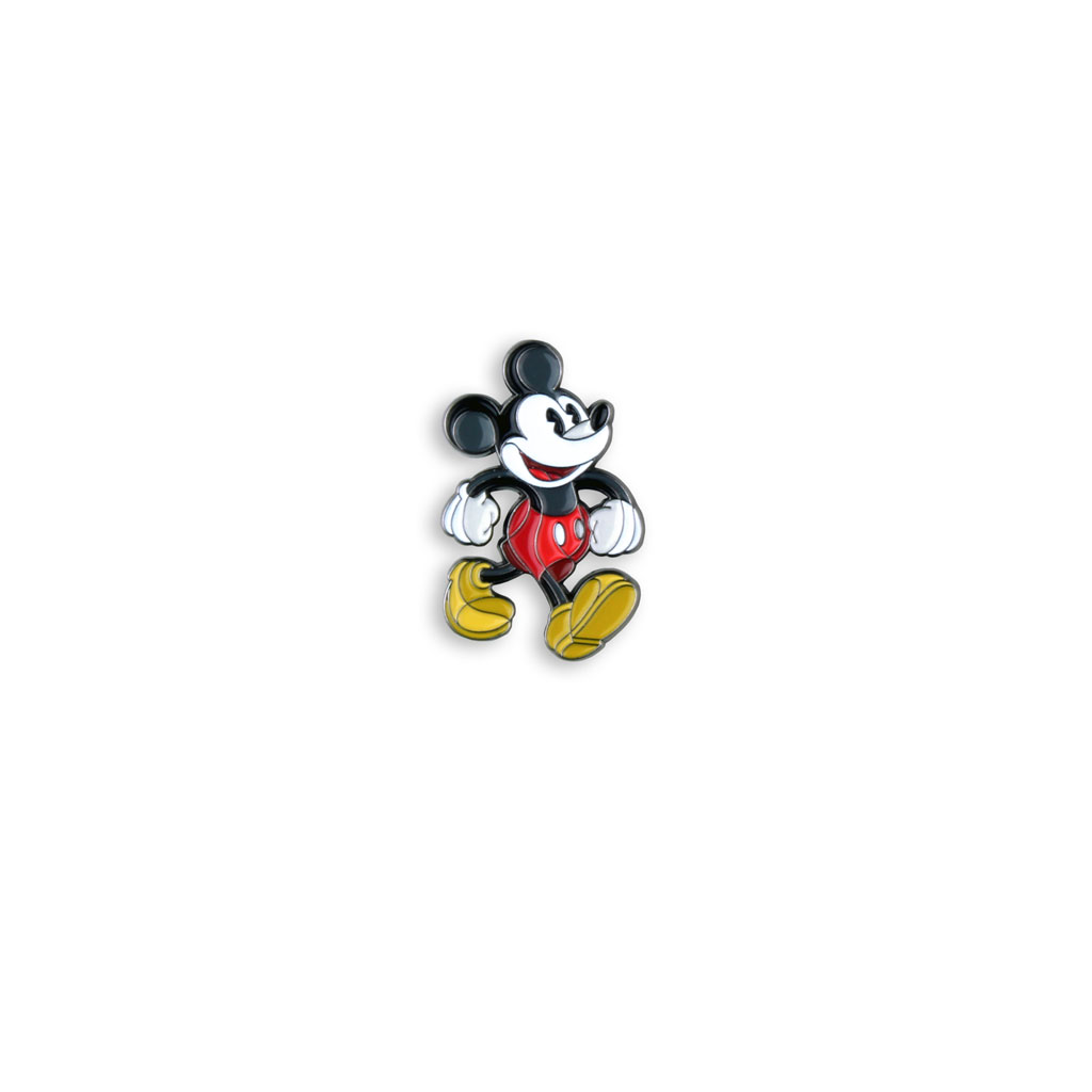Mickey Mouse Pin by DKNG