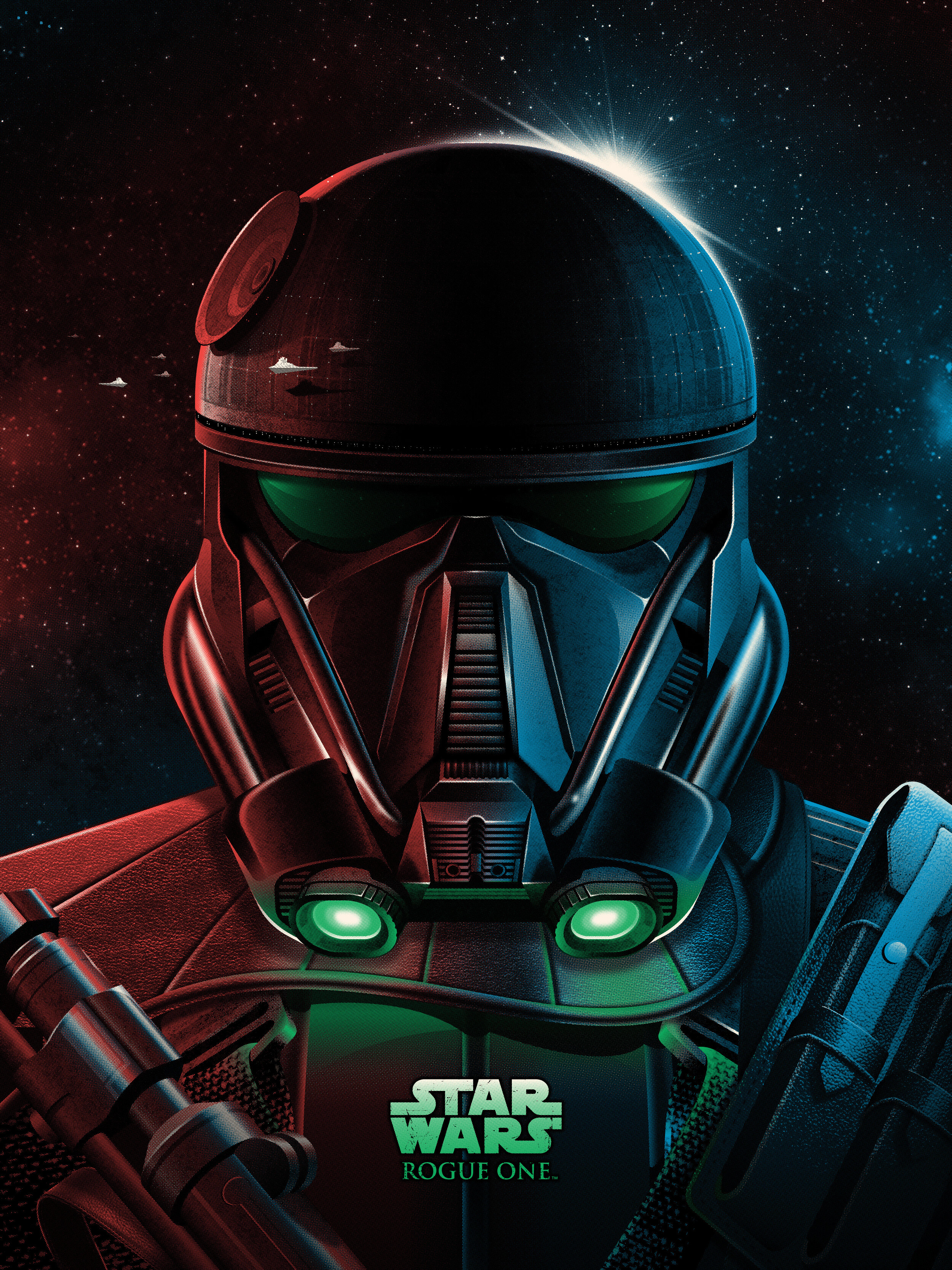 """16/""""x24/"""" Rogue One A Star Wars Story Small Movie Poster"""