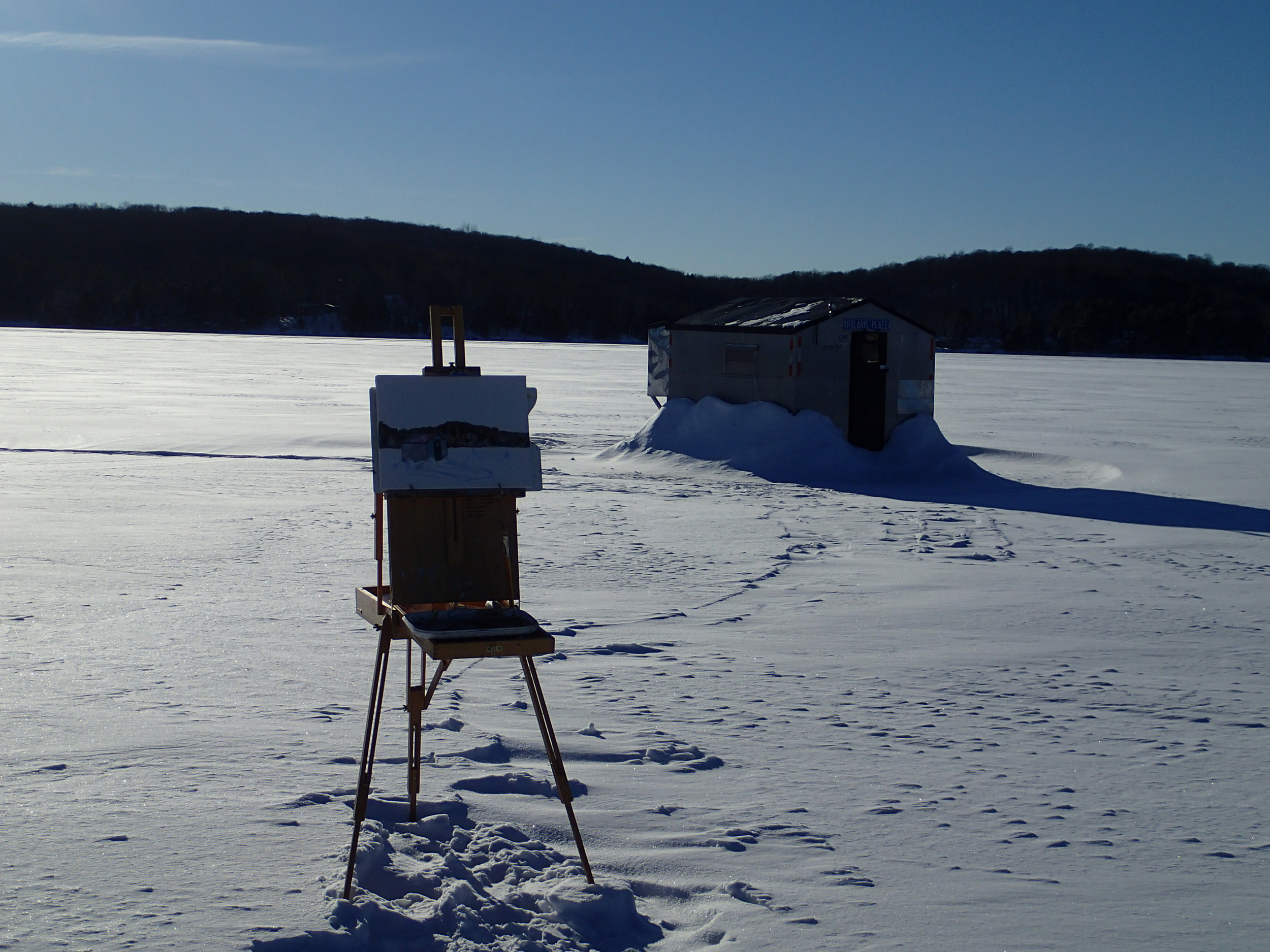 -16 c, beautiful day to paint