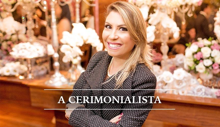 A cerimonialista
