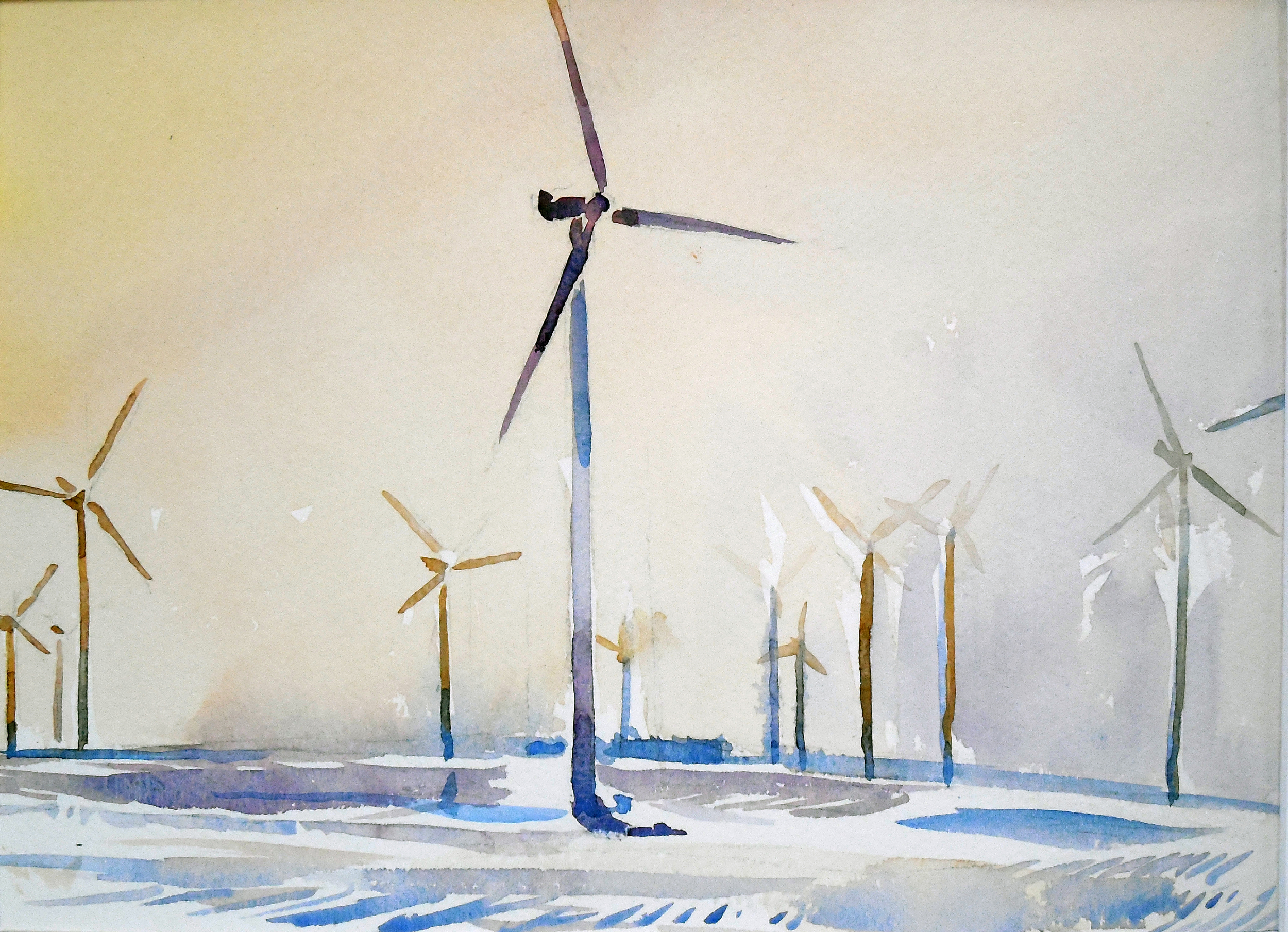 Wind Towers II 1:9:15. jpg