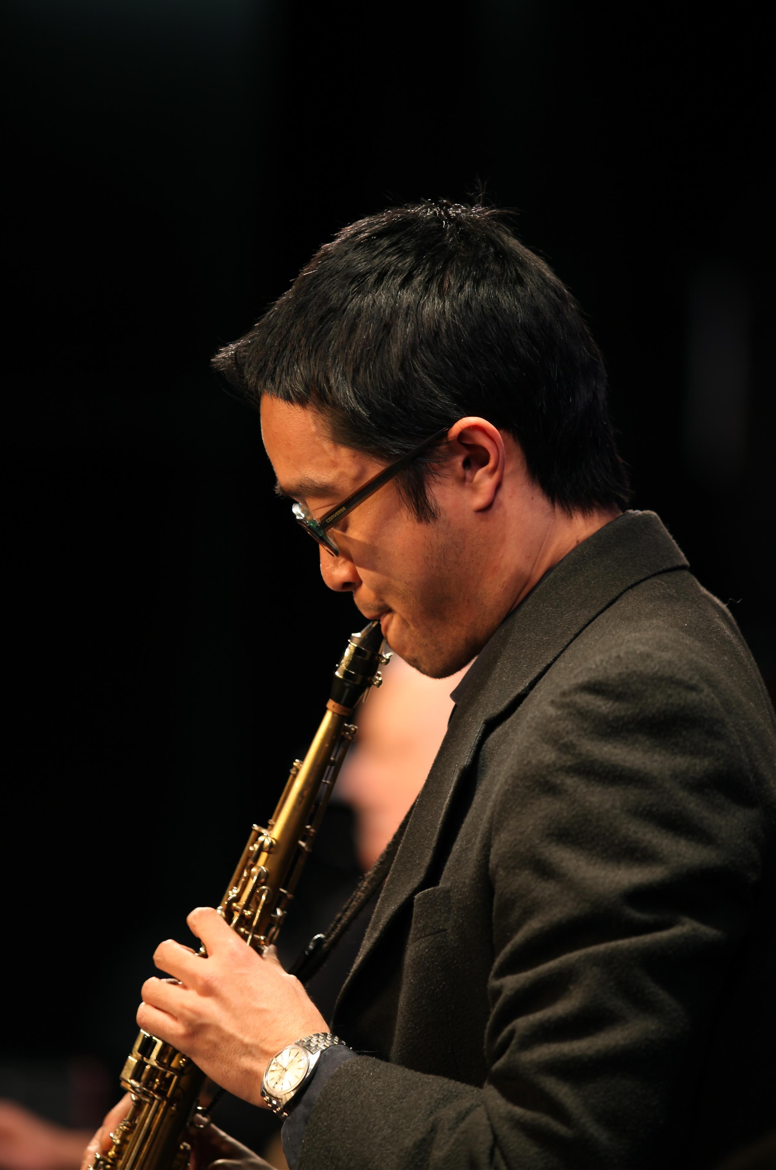 Ian Vo, alto saxophone