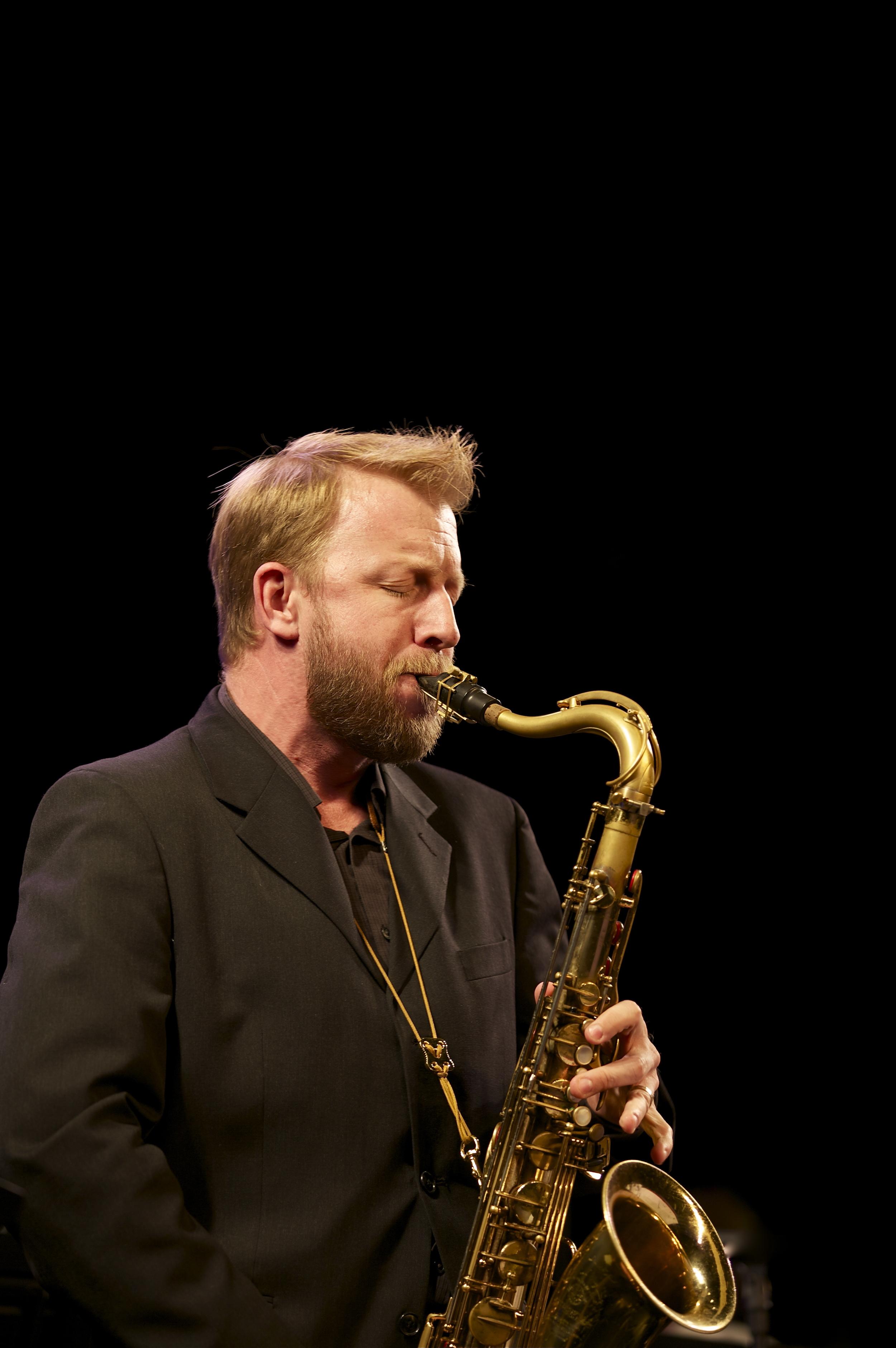Scott Jeppesen, tenor saxophone