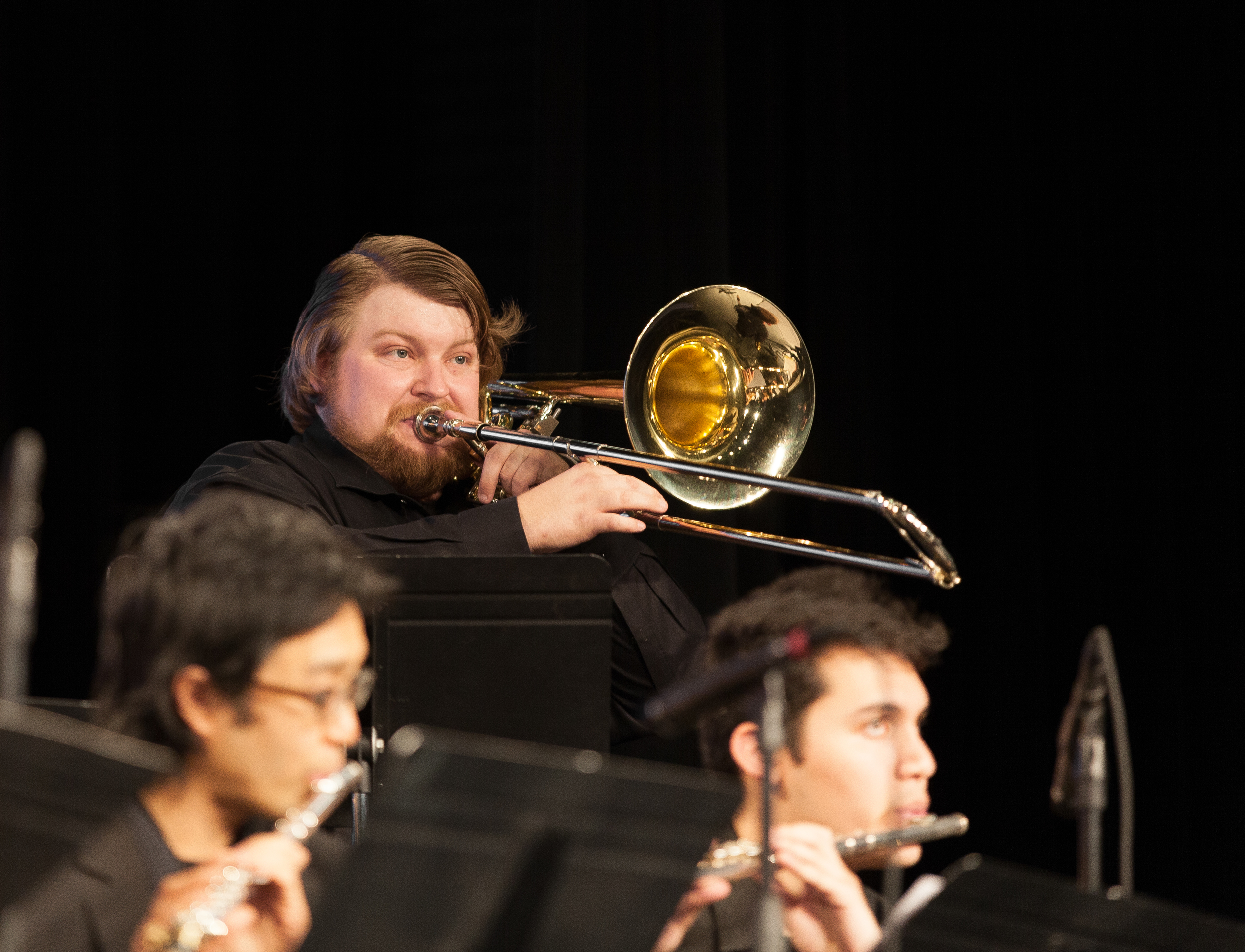 Robert Todd, bass trombone