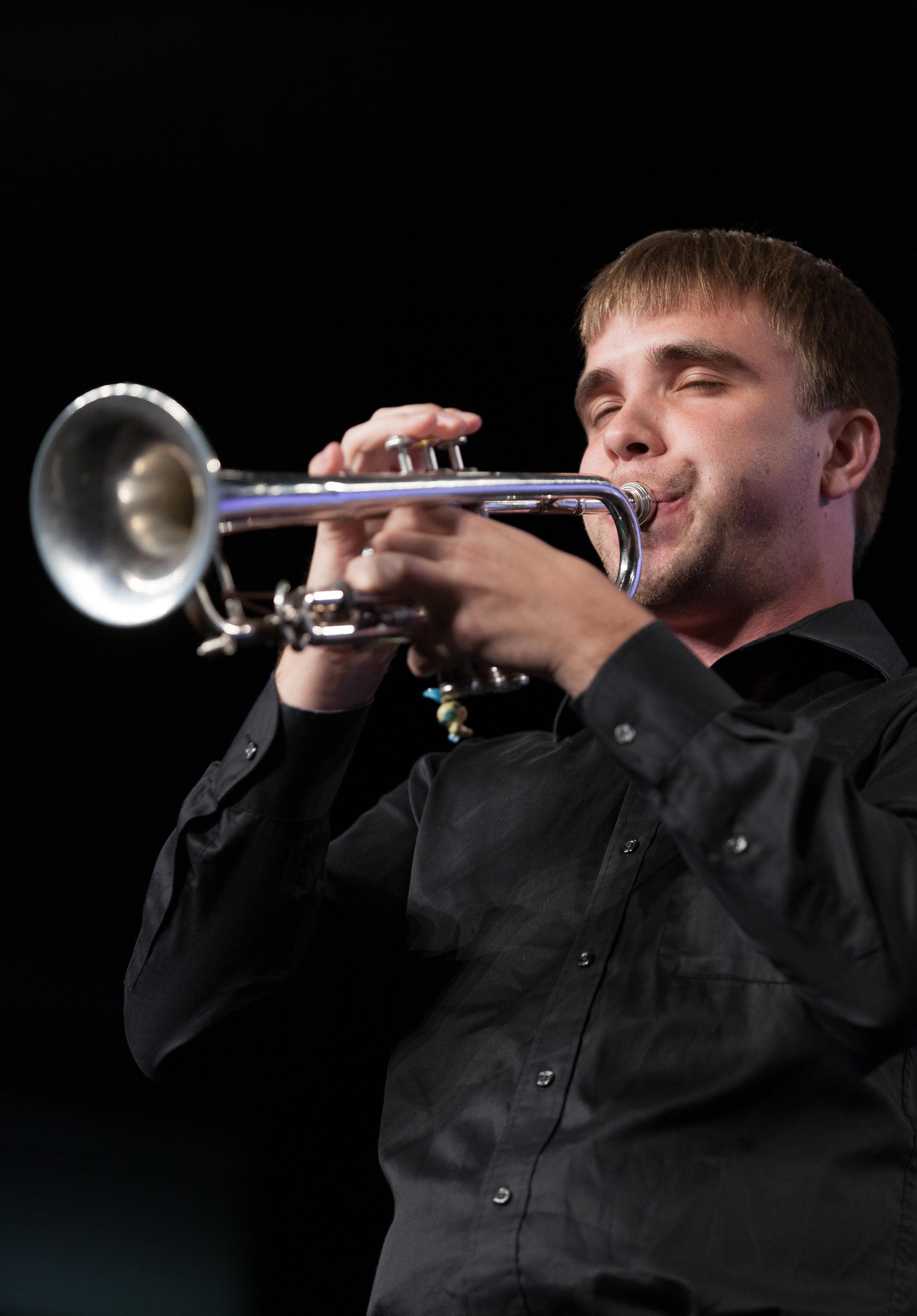 David Shepard, trumpet