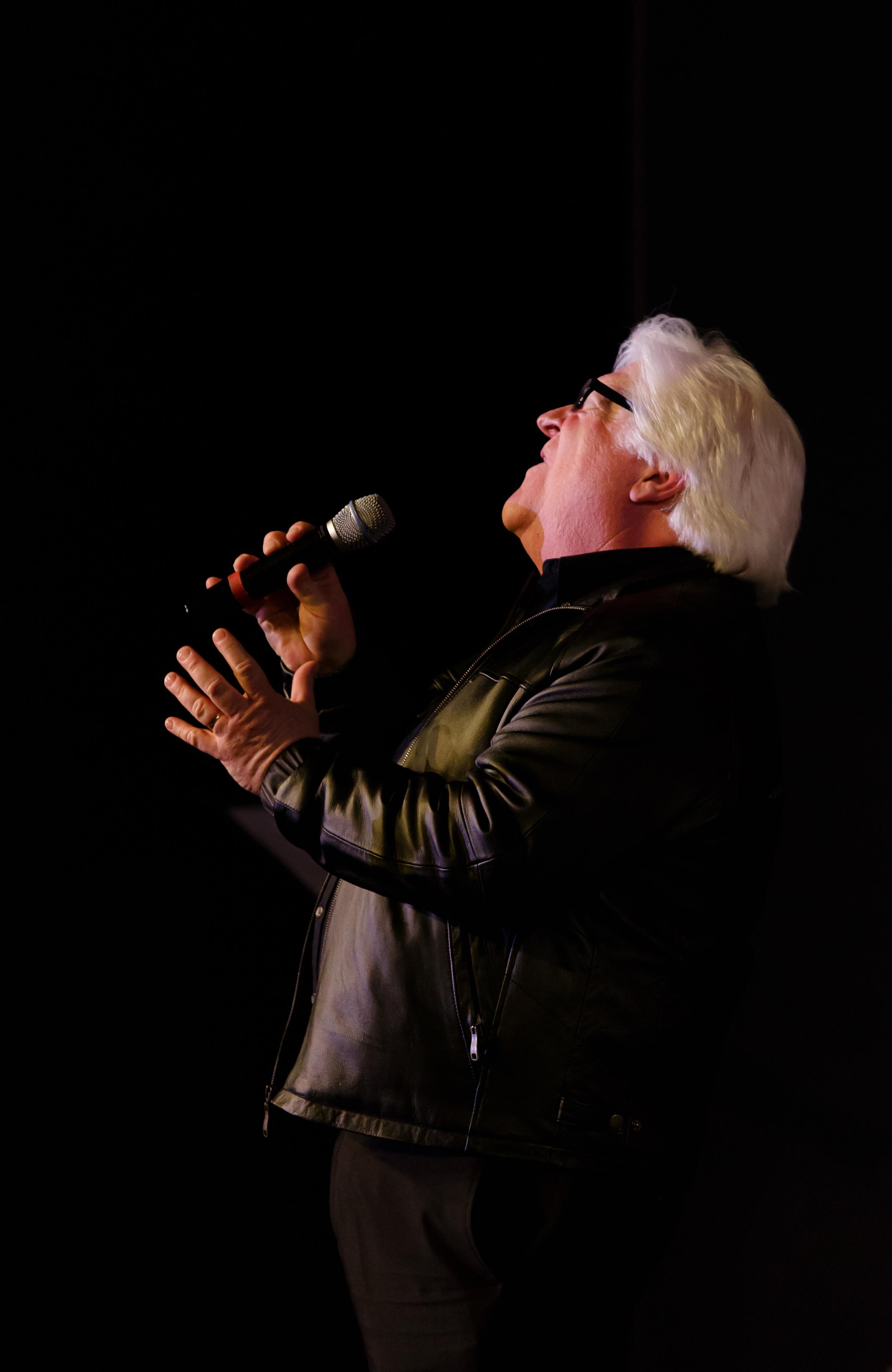 Steve Lively, vocalist