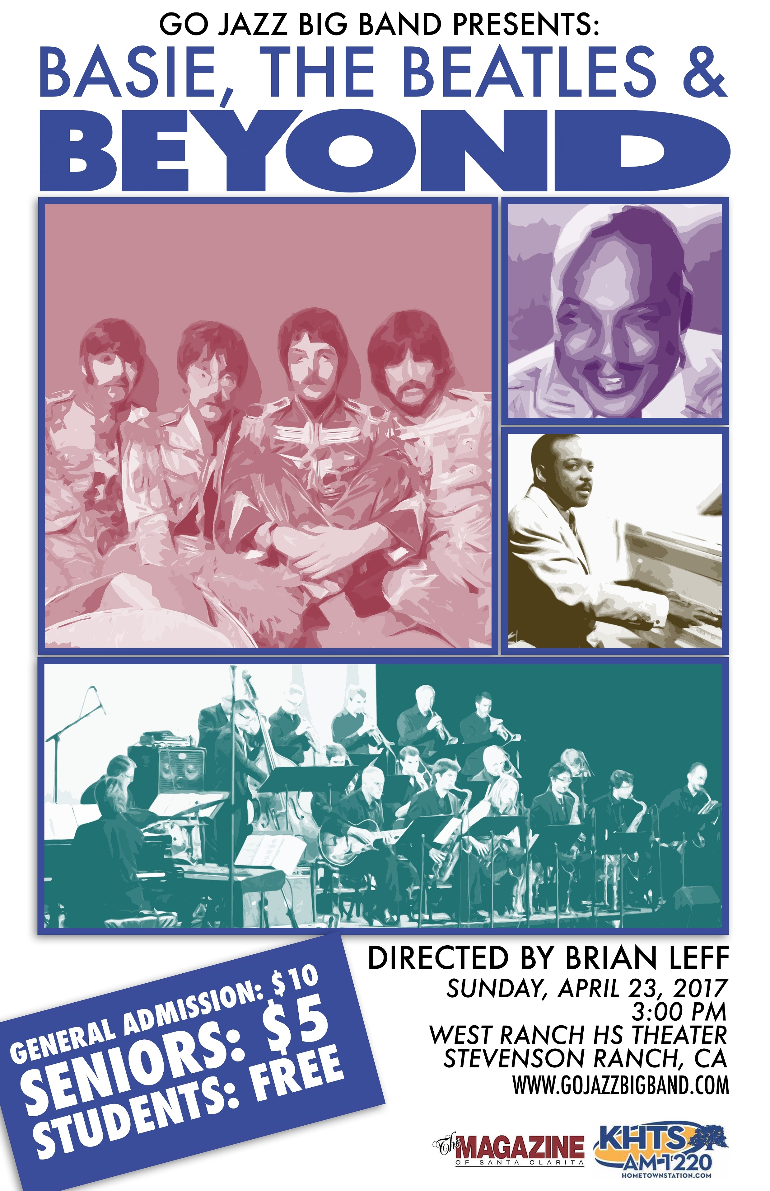 Basie, the Beatles & Beyond