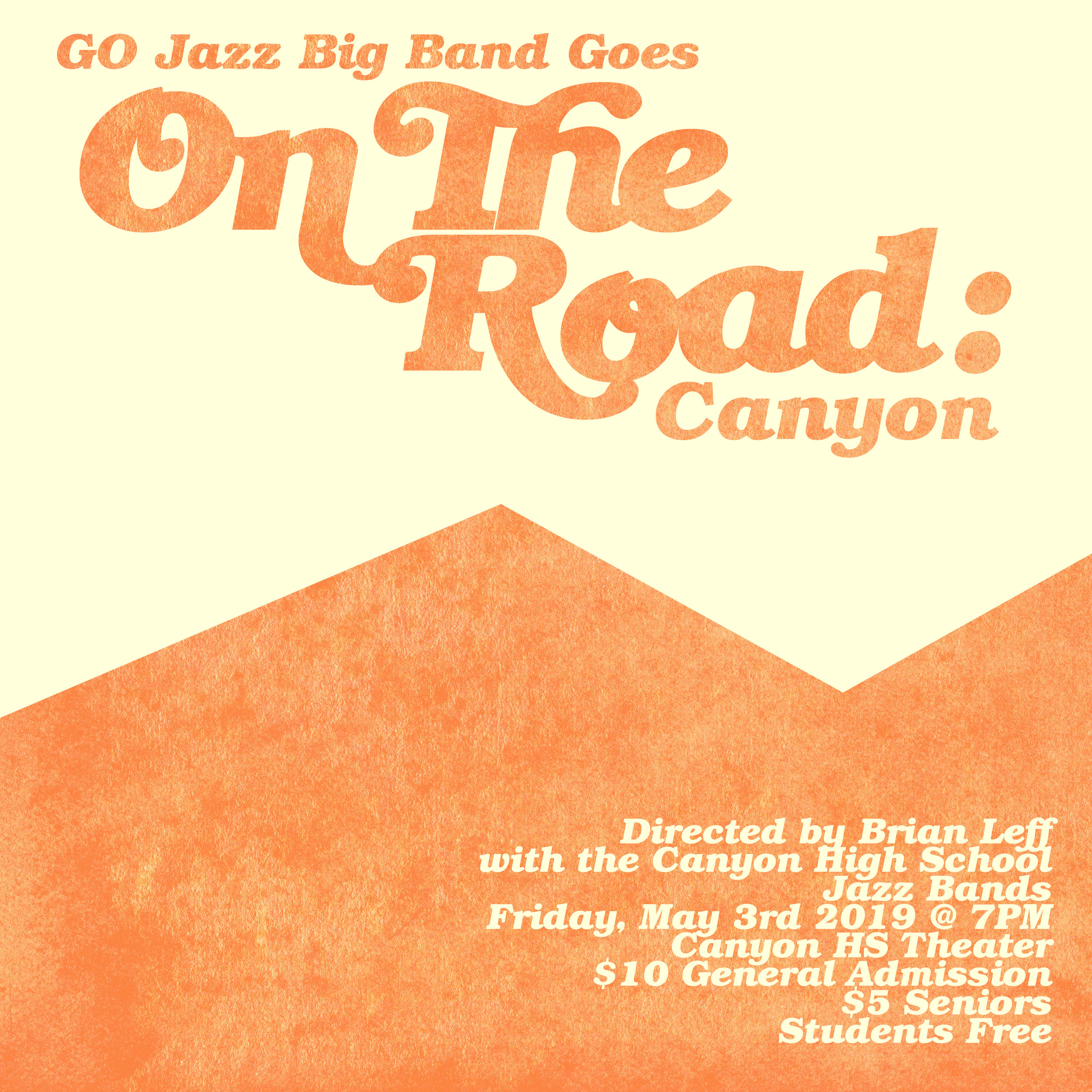 Goes On the Road: Canyon