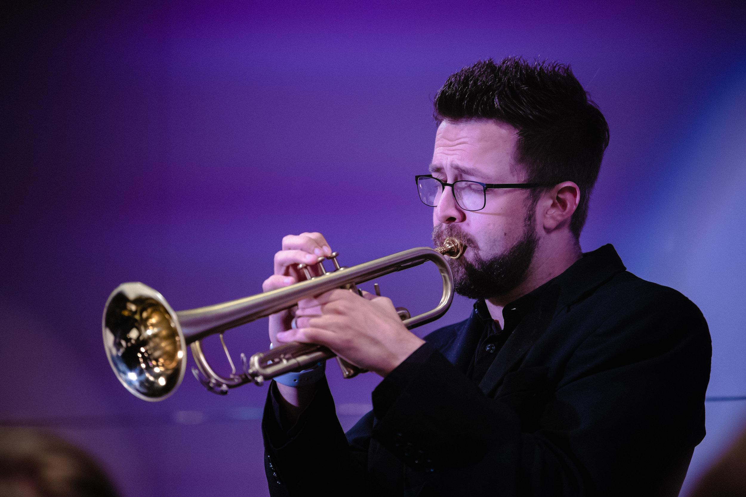 Scott Bell, trumpet