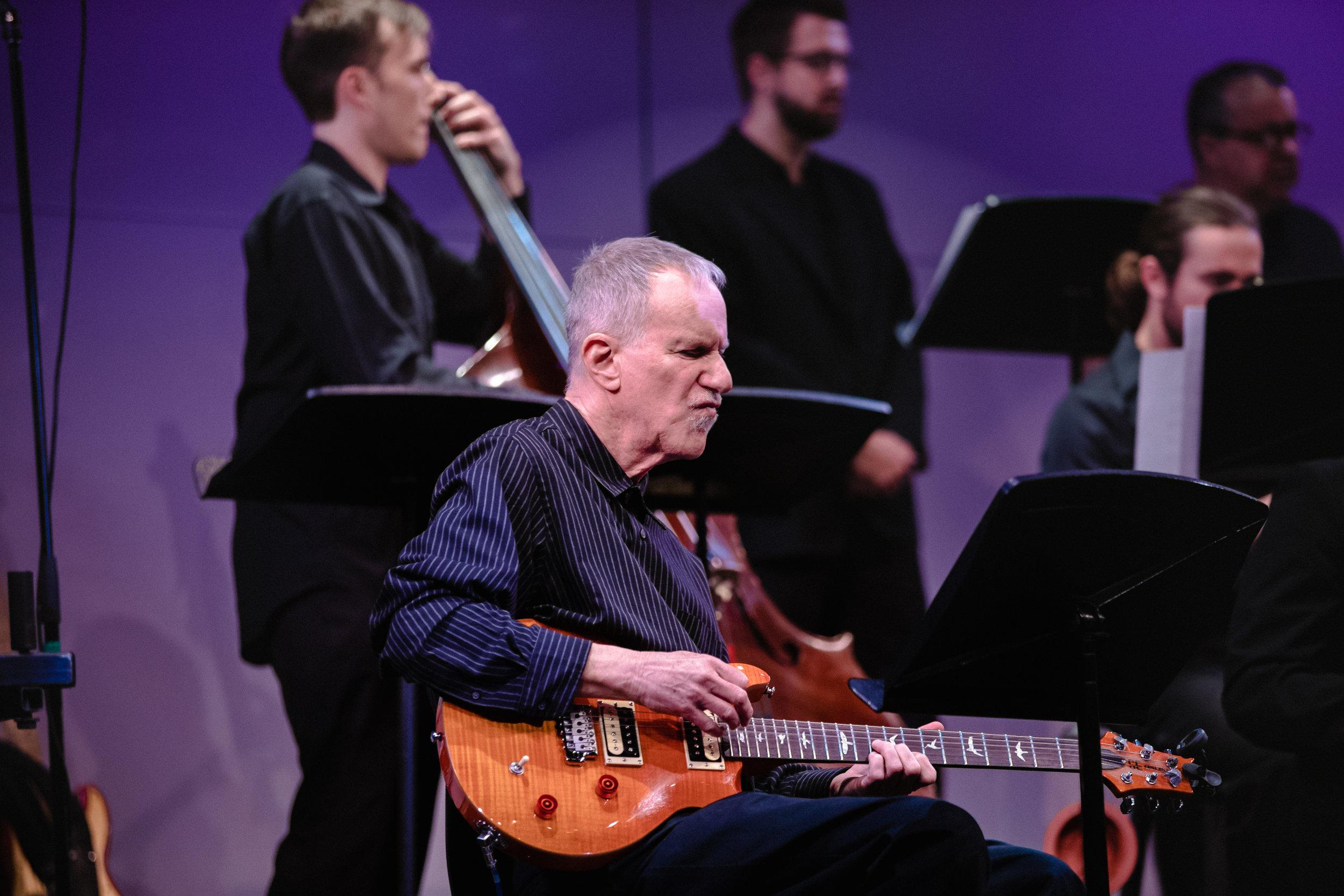 Gary Friedman, guitar