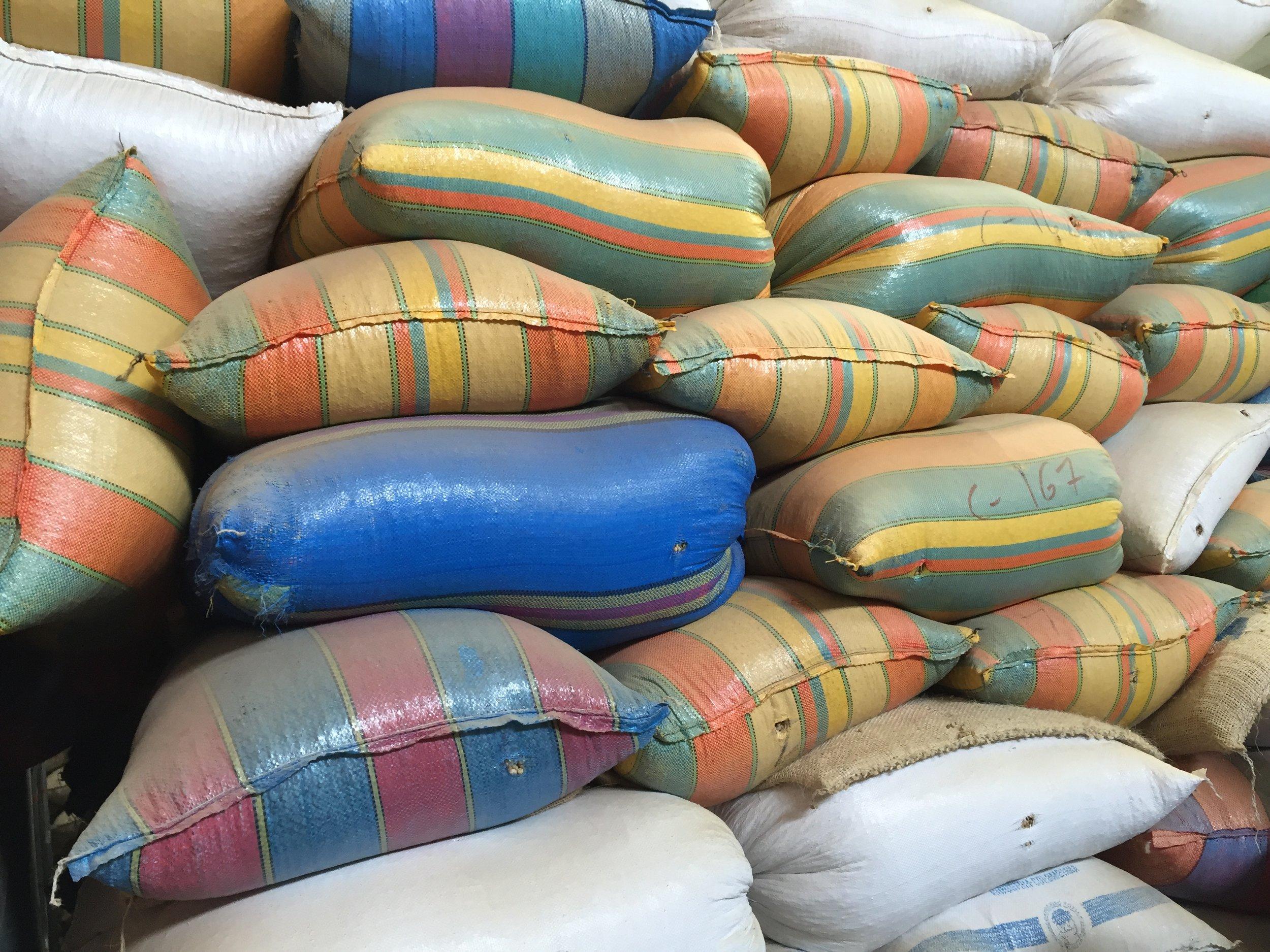 *beautiful bags of coffee.JPG