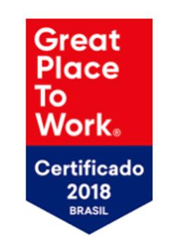 - 2017 - Empresa certificada