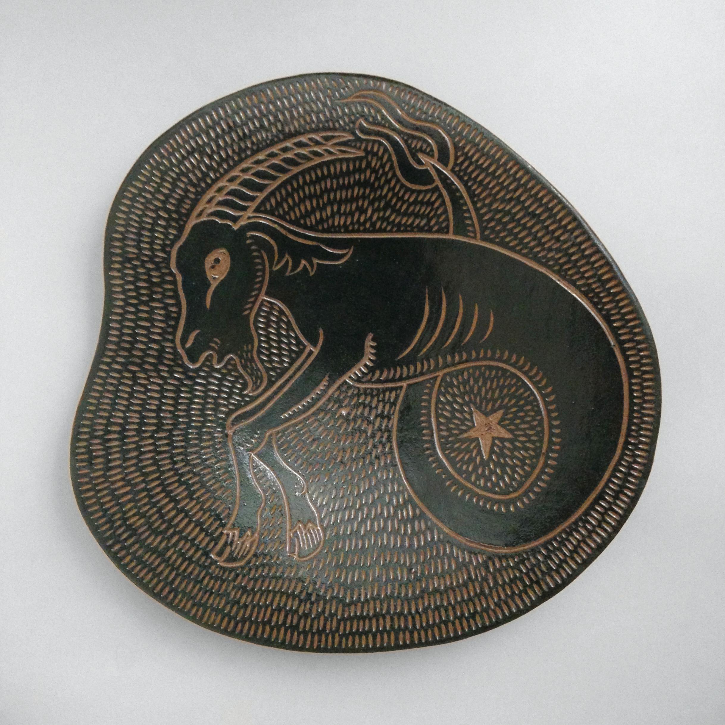 Capricorn platter