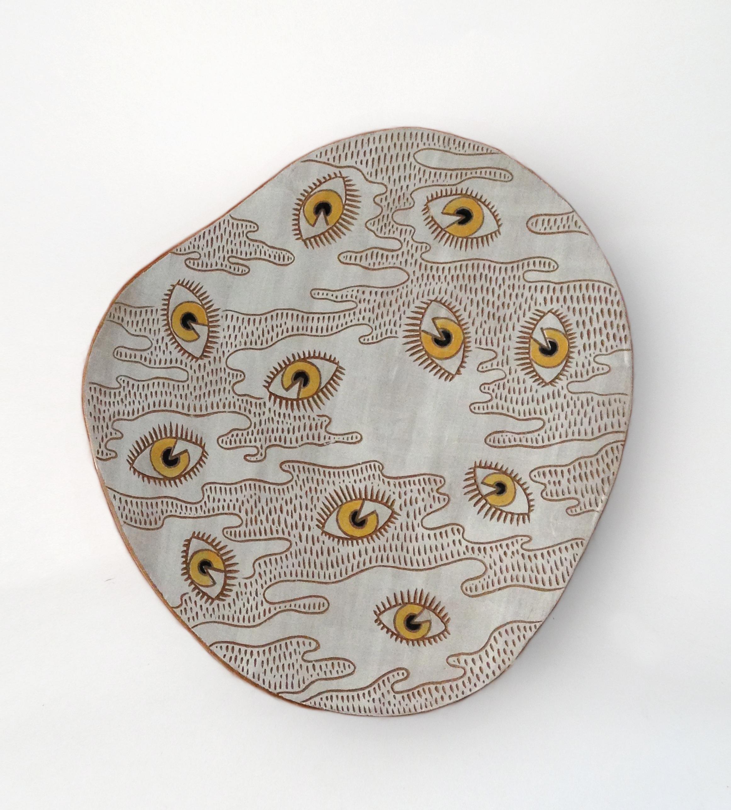 Goldeneye platter