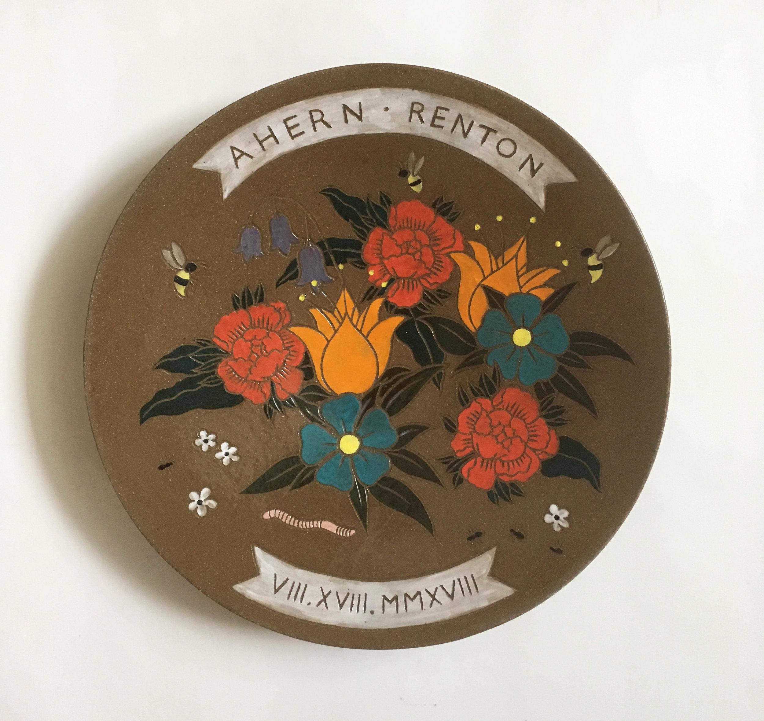 Ahern - Renton platter