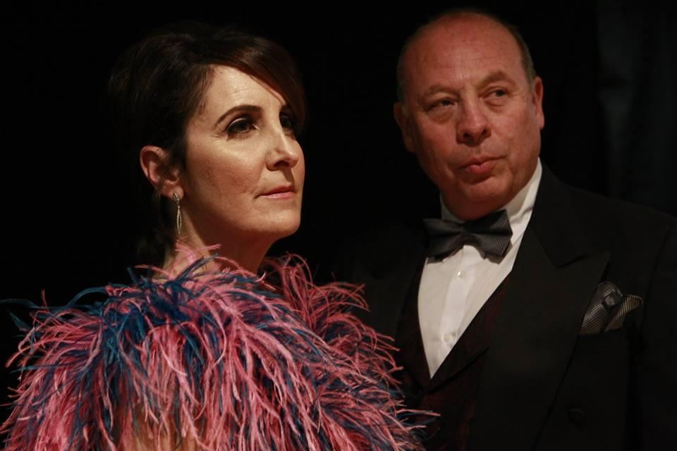 Maria Del Bagno & Manny Urrego  Photo Credit: Dan Warner