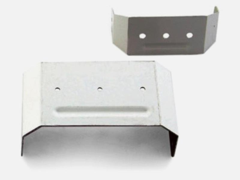 2X3 & 3X4 Pipe Cletes  50 pcs/carton White only
