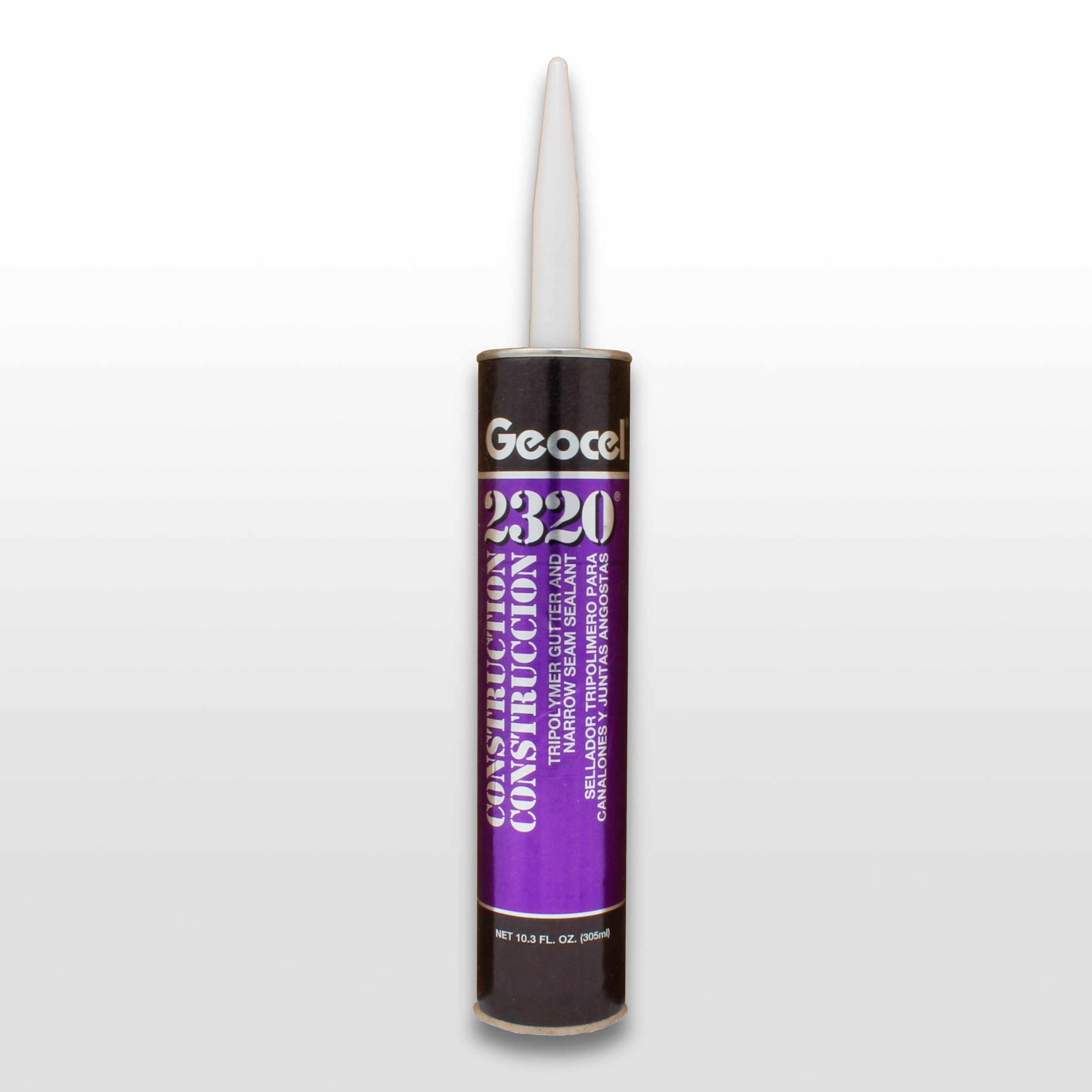 Geocel2320 Sealant  (24 pcs/carton)   Available in clear and white