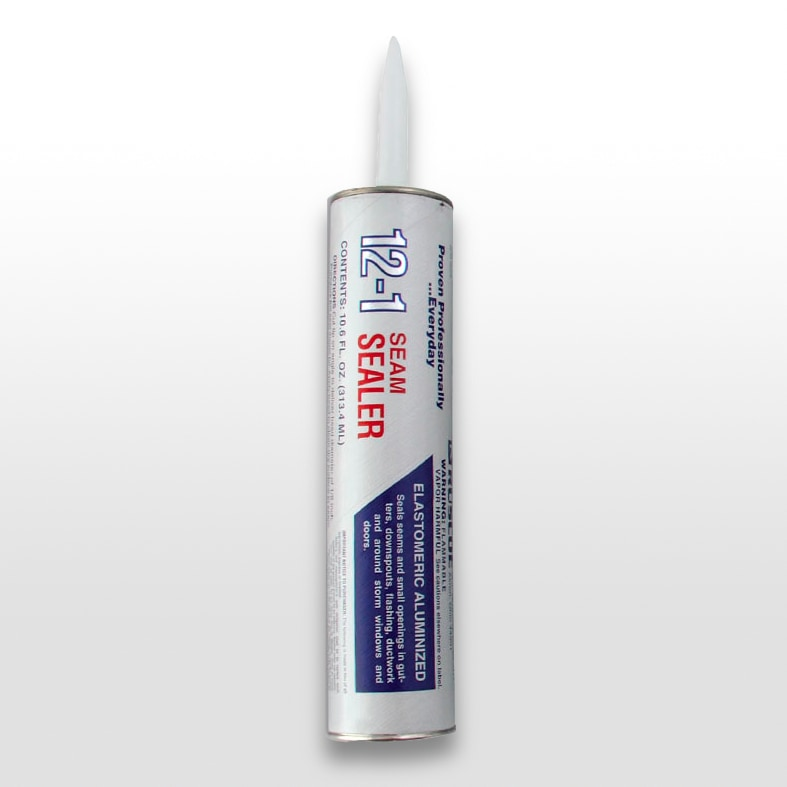 Ruscoe 12-1 Seam Sealer    (10.6 oz and 24 tubes/carton)