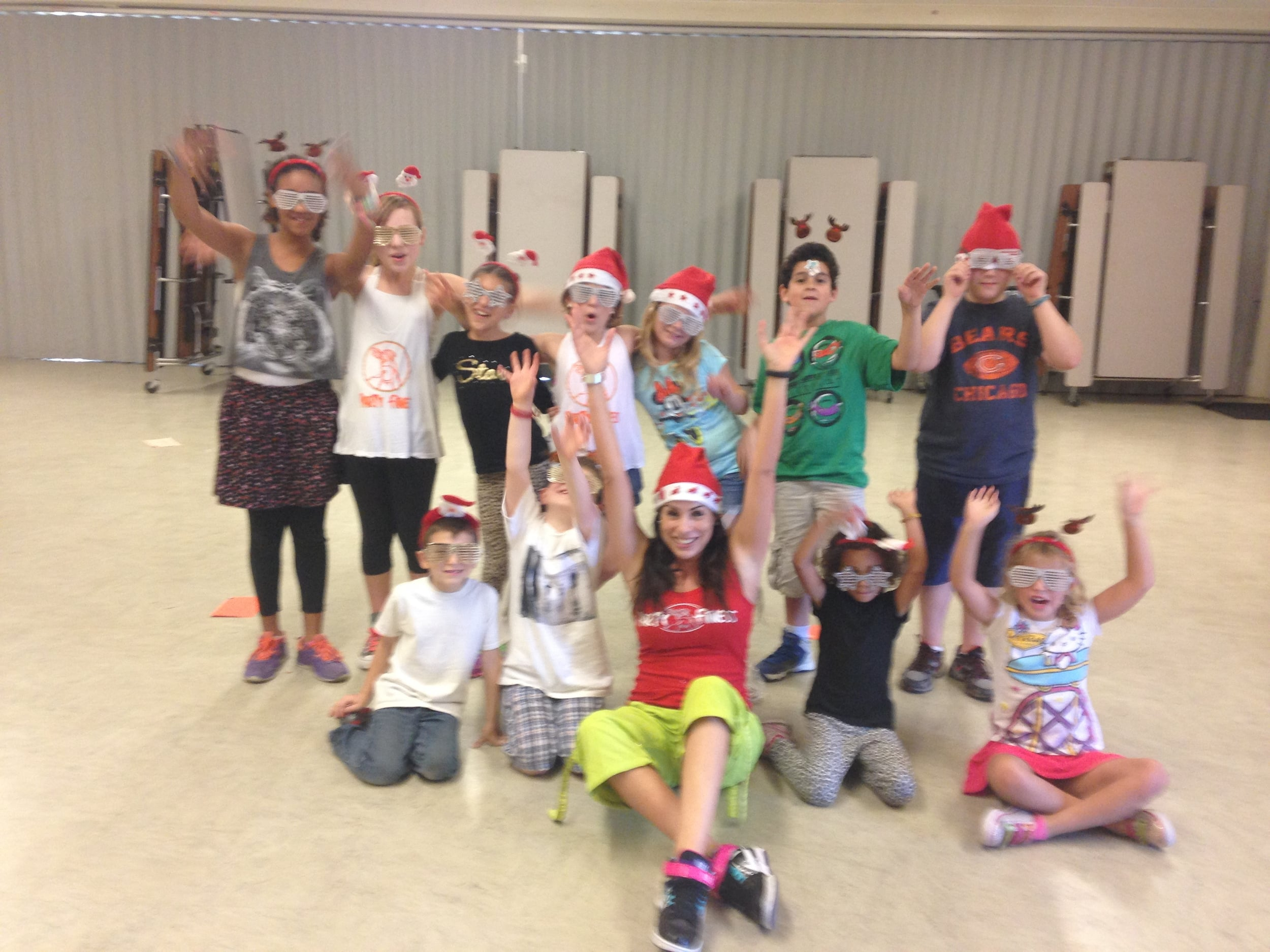 Party Fitness Zumba Kids Class