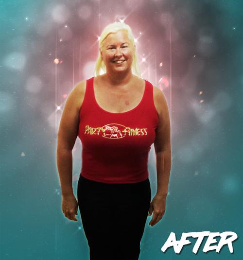 90 Day Fitness Challenge testimonial