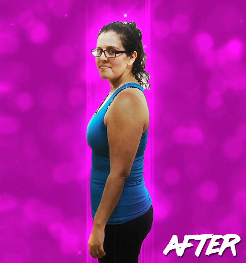 90 day Fitness Challenge client testimonial