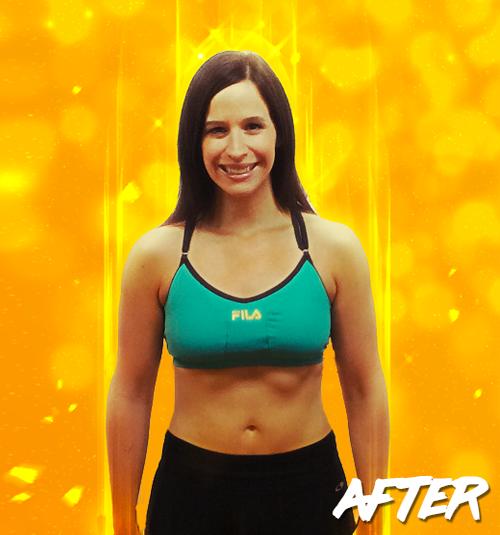 90 Day Fitness Challenge - Jennifer